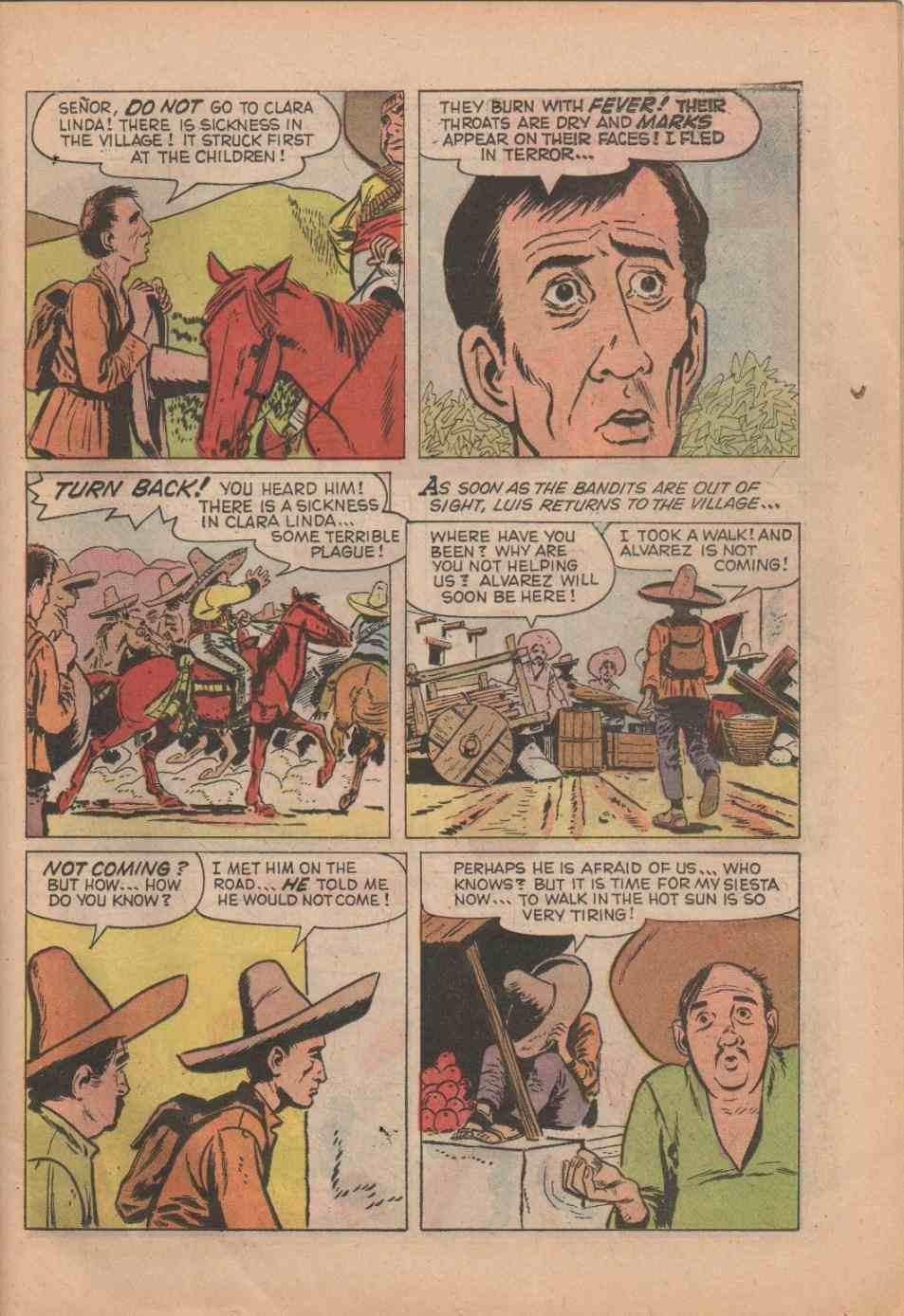 Zorro (1966) issue 6 - Page 23