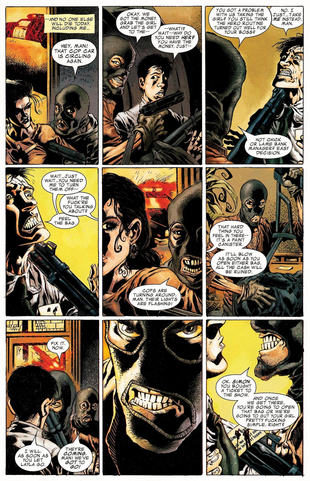 Read online Zombie (2006) comic -  Issue #1 - 4