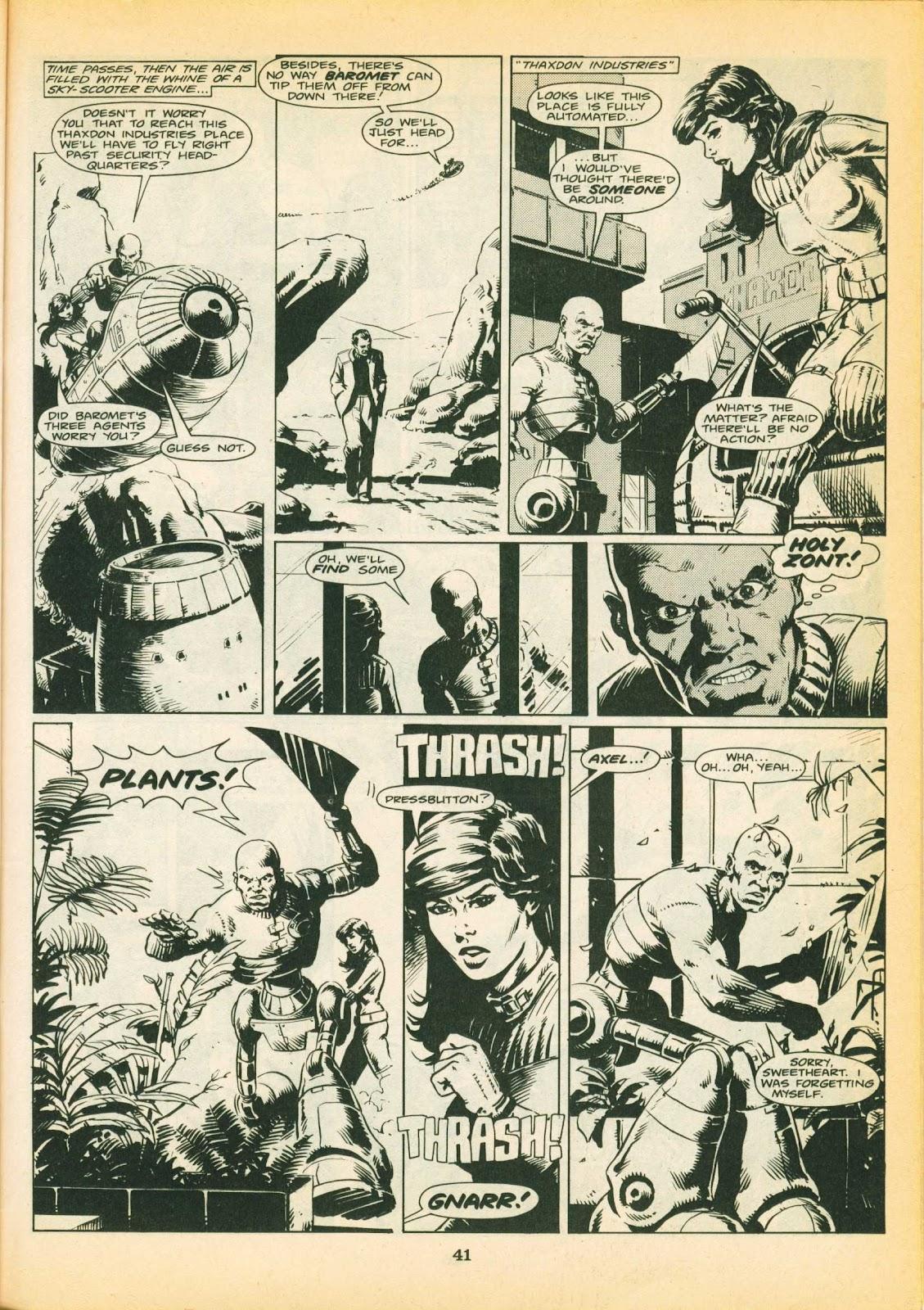 Warrior Issue #2 #3 - English 40