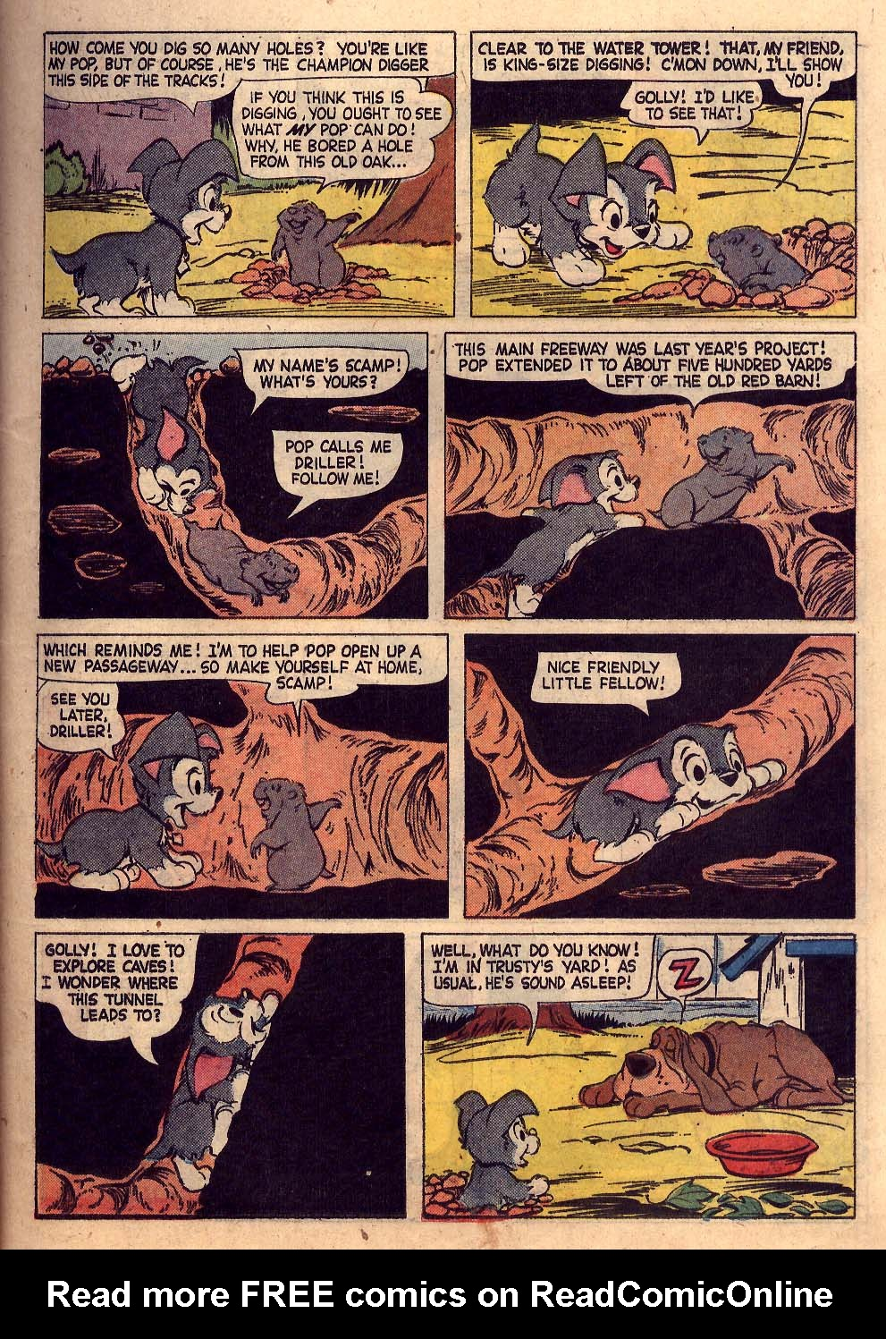 Walt Disney's Comics and Stories issue 224 - Page 15