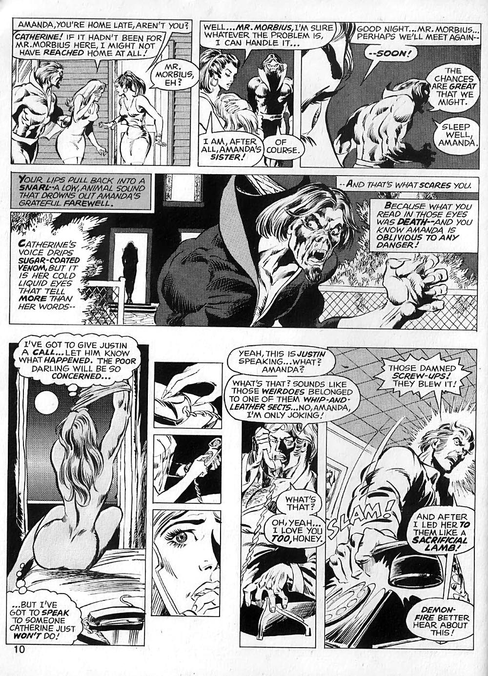 Vampire Tales issue 2 - Page 11