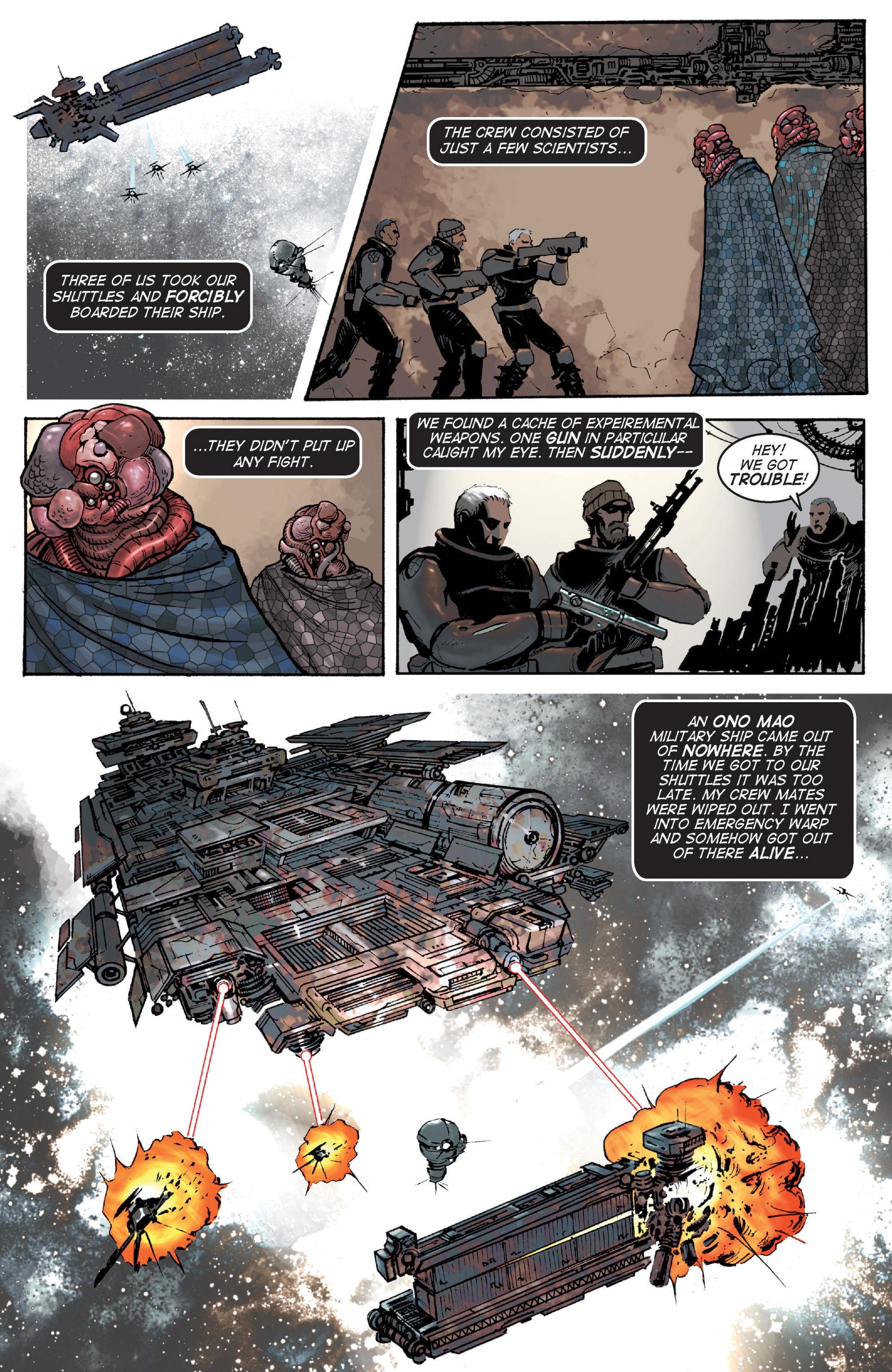 Read online Planetoid comic -  Issue # TPB - 37