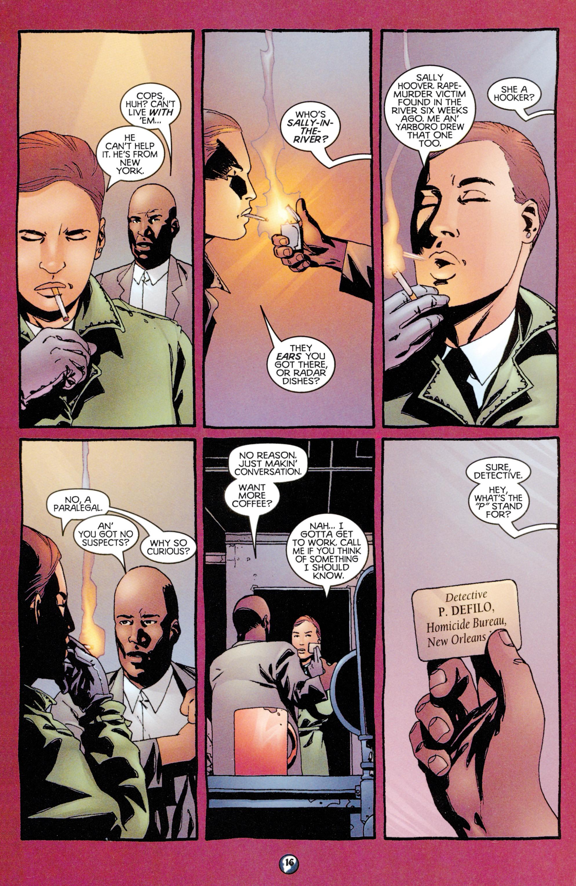 Read online Shadowman (1997) comic -  Issue #9 - 13
