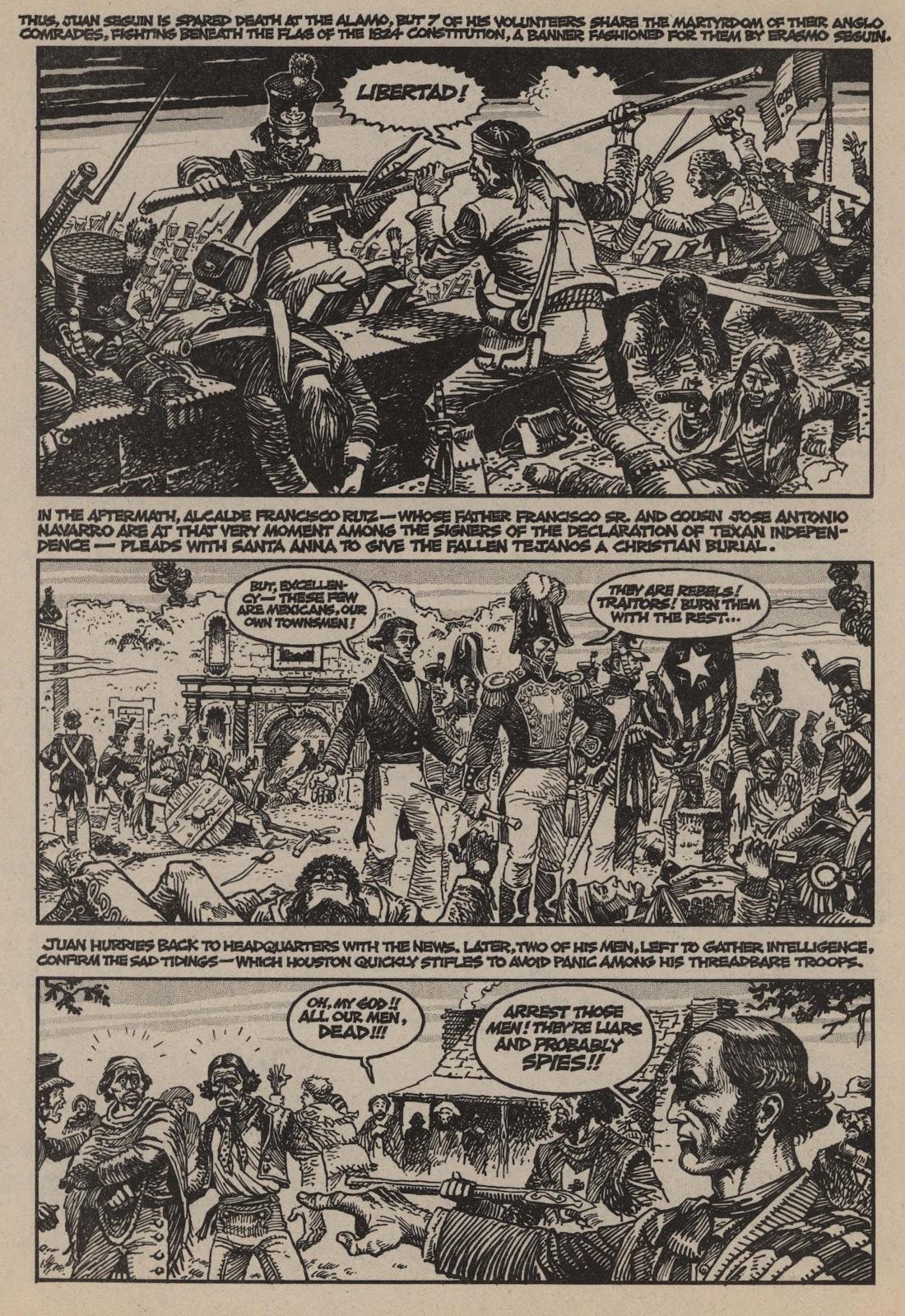 Recuerden el Alamo issue Full - Page 38