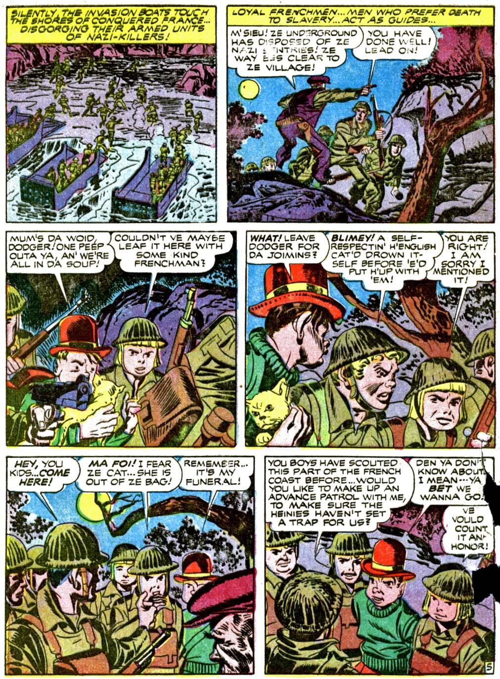 Boy Commandos issue 2 - Page 61