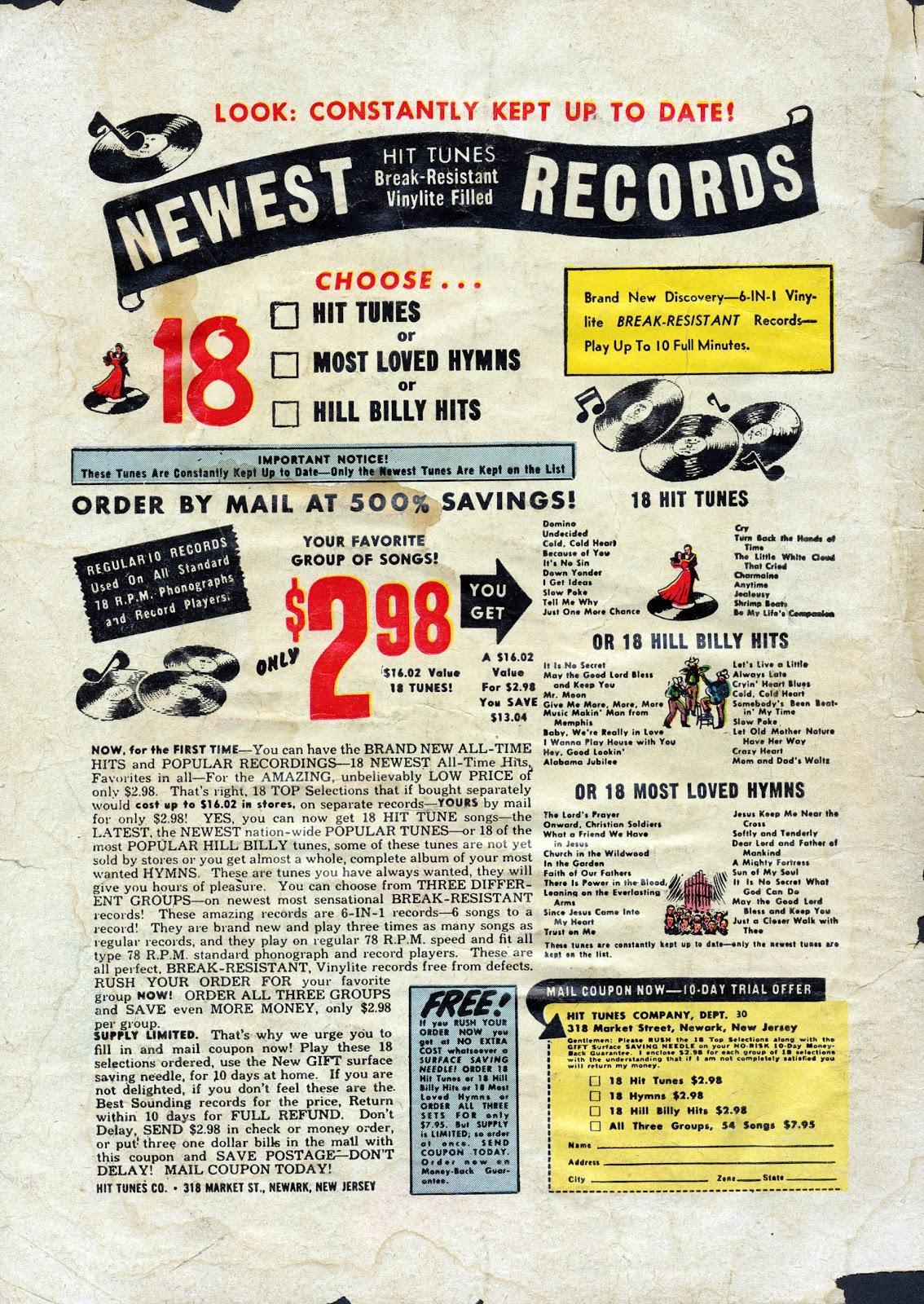 Georgie Comics (1949) issue 39 - Page 36