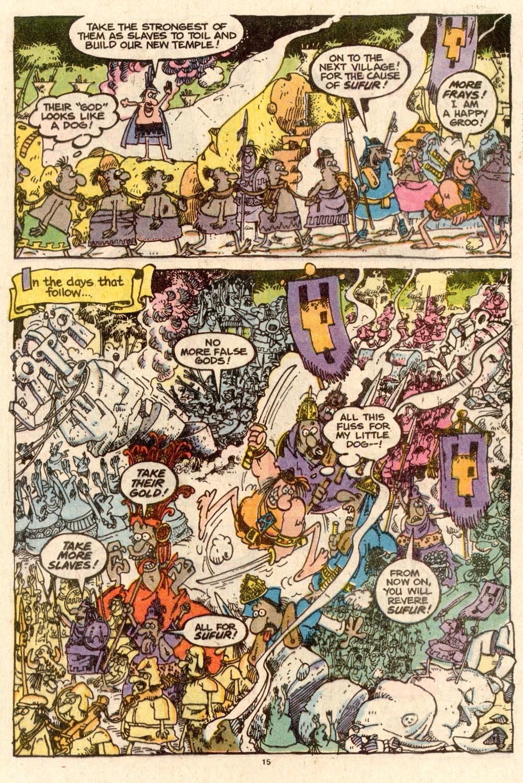 Read online Sergio Aragonés Groo the Wanderer comic -  Issue #58 - 15