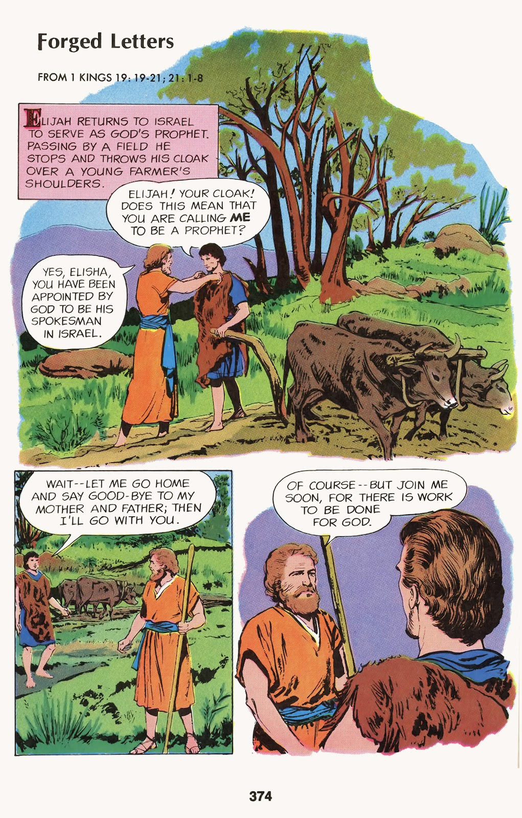 The Picture Bible issue TPB (Part 4) - Page 77
