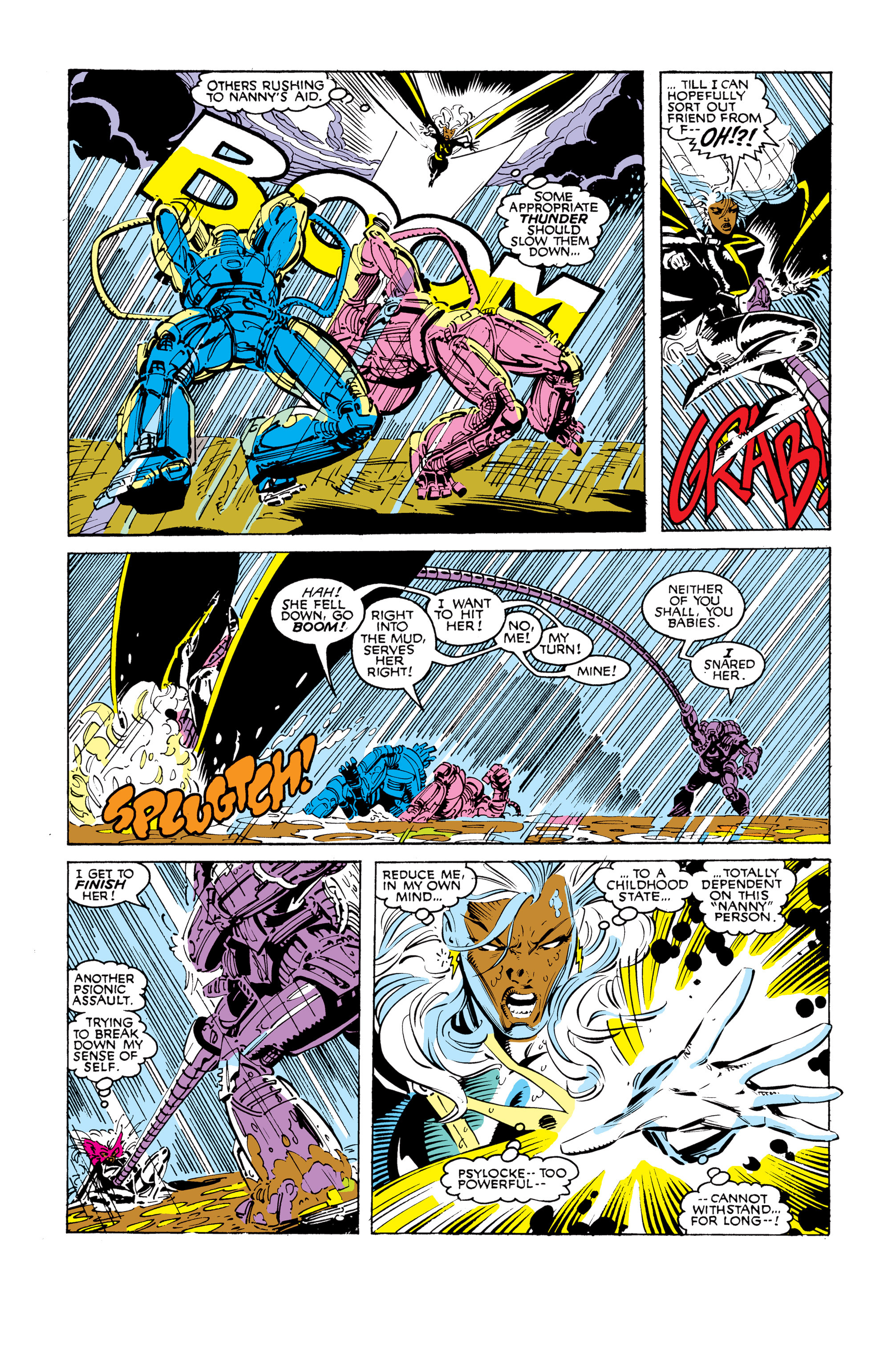 Read online Uncanny X-Men (1963) comic -  Issue #248 - 18