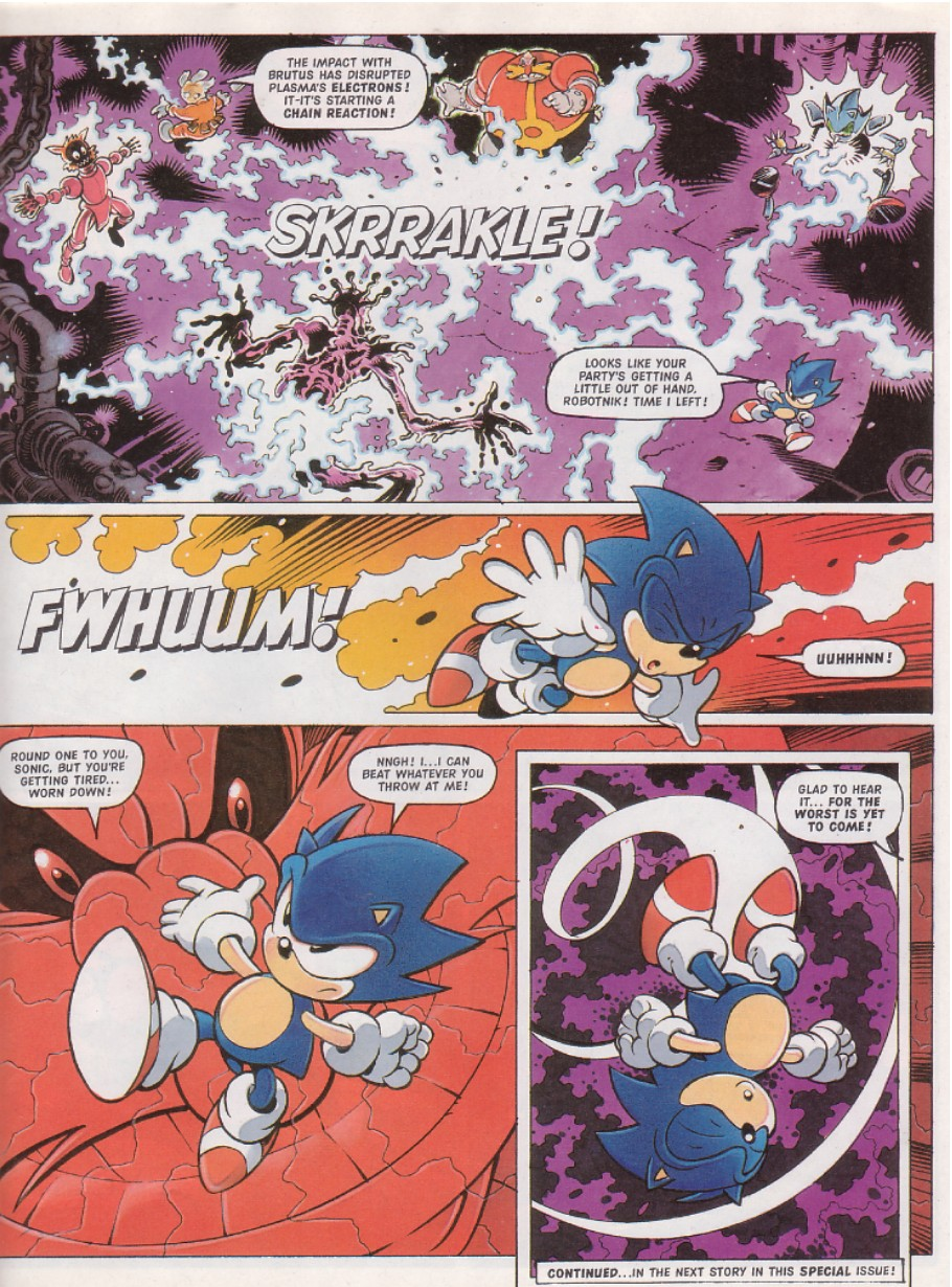 Read online Sonic the Comic comic -  Issue #130 - 9