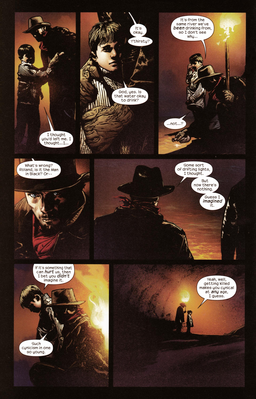 Read online Dark Tower: The Gunslinger - The Man in Black comic -  Issue #2 - 5
