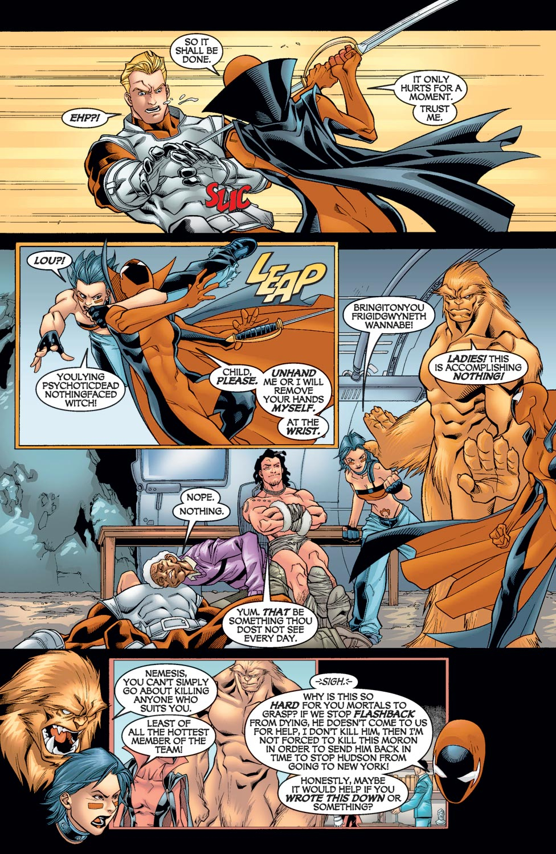 Read online Alpha Flight (2004) comic -  Issue #9 - 16