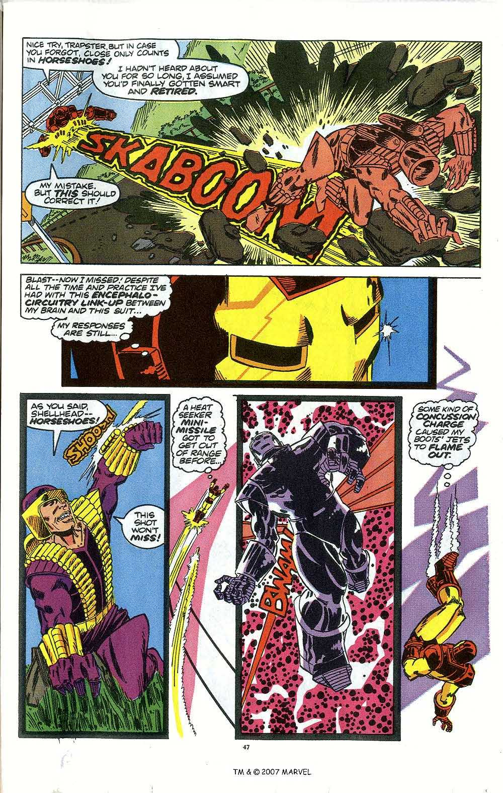 Iron Man Annual issue 12 - Page 49