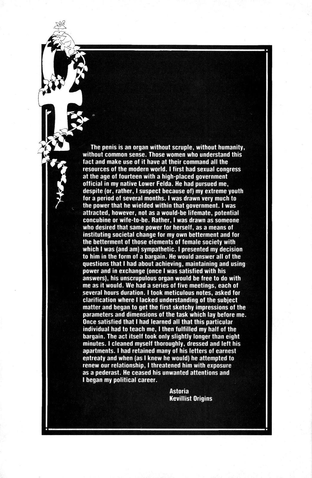 Cerebus Issue #163 #162 - English 4