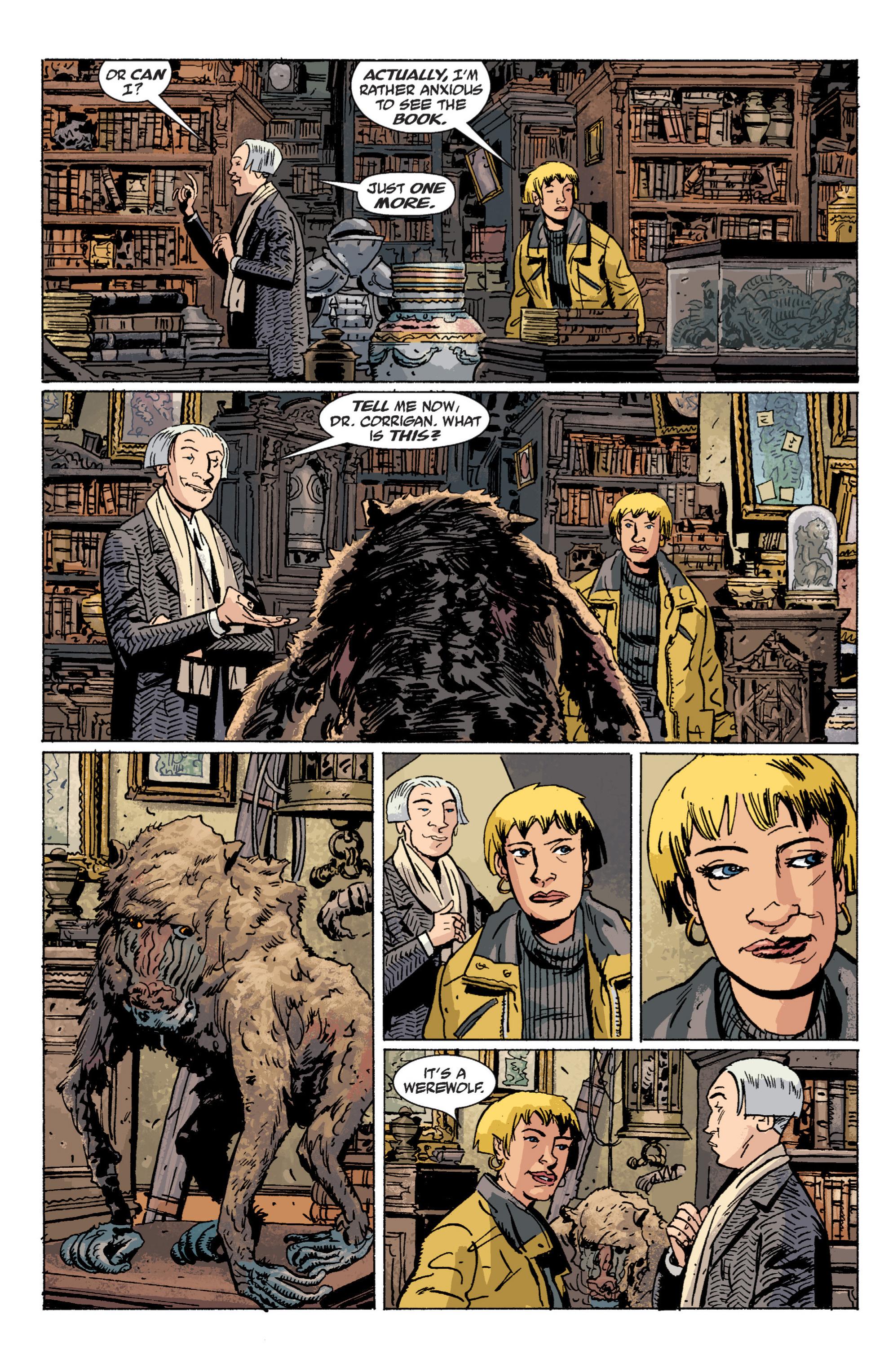 Read online B.P.R.D. (2003) comic -  Issue # TPB 6 - 23