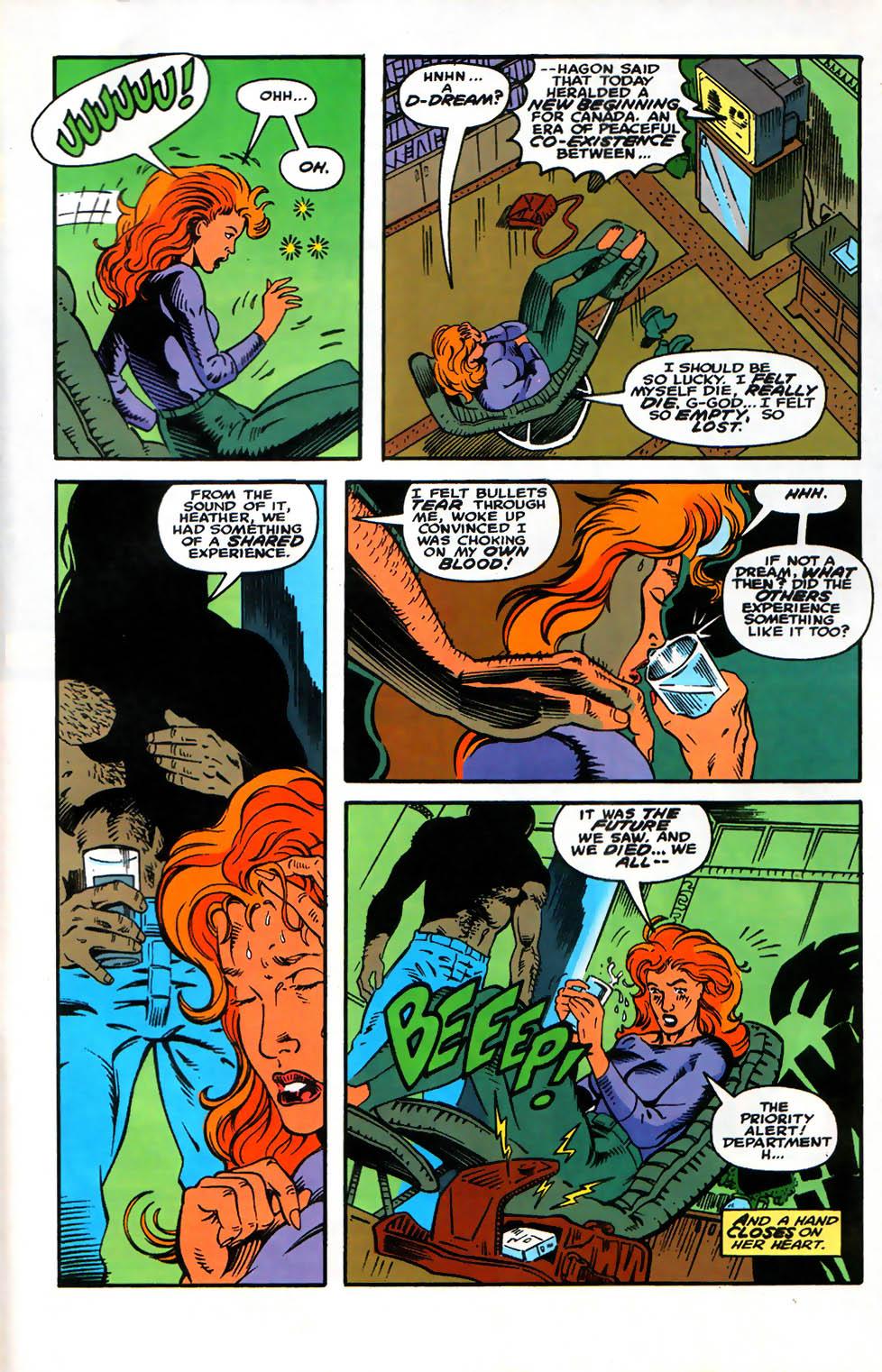 Alpha Flight (1983) issue 128 - Page 22