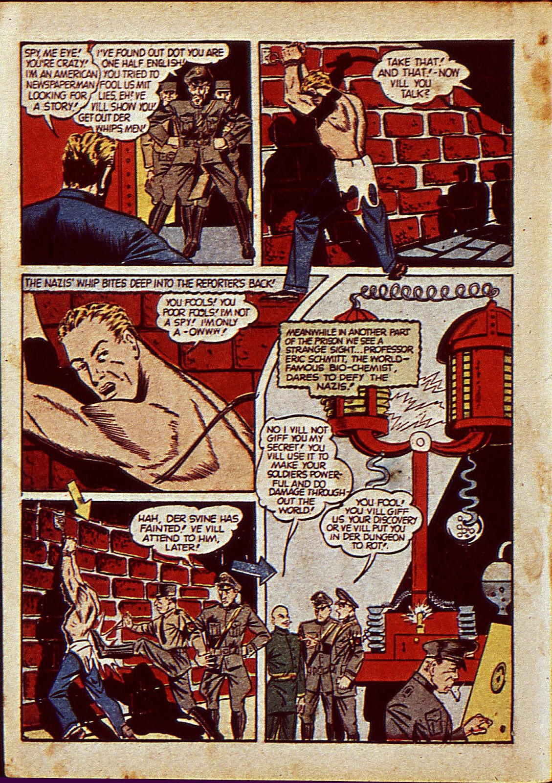 Mystic Comics (1940) issue 6 - Page 9