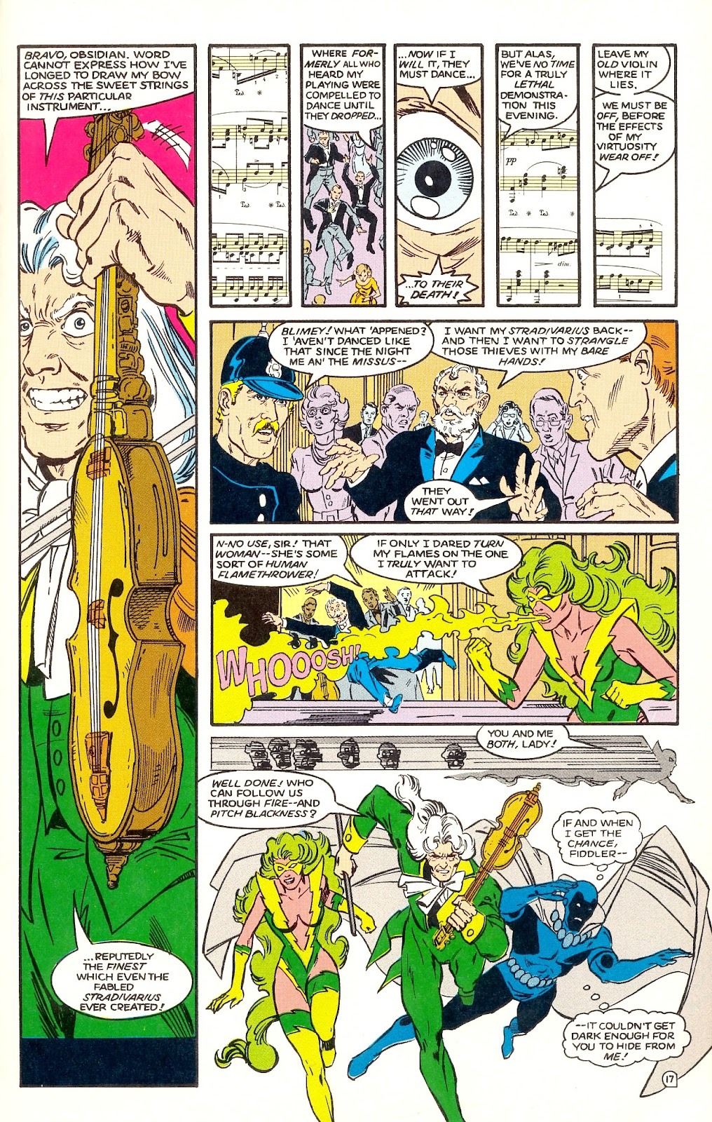 Infinity Inc. (1984) issue 35 - Page 19