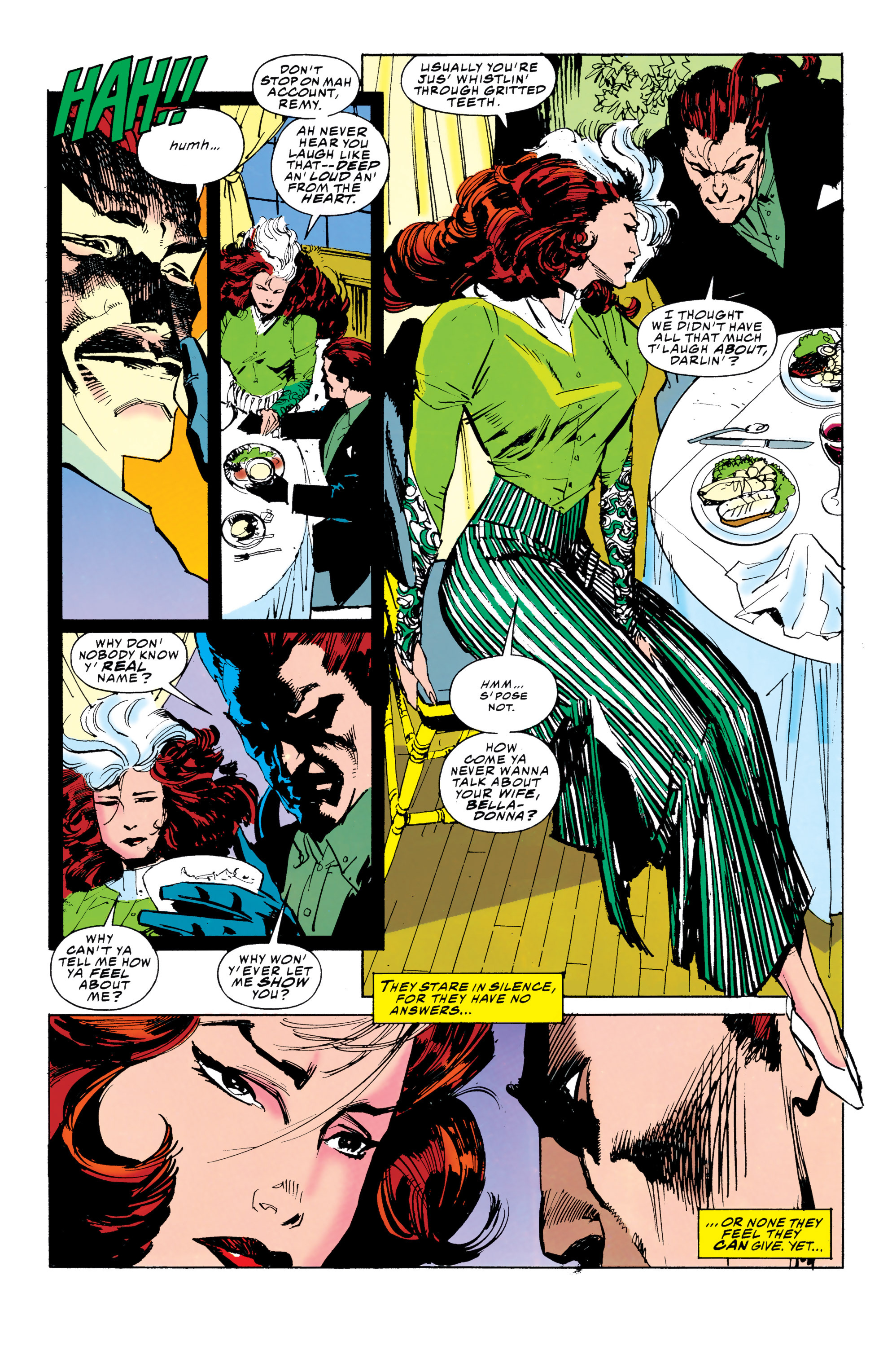 X-Men (1991) 24 Page 3