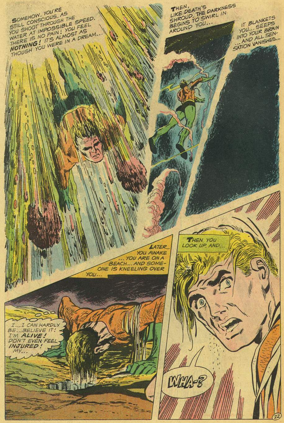 Read online Adventure Comics (1938) comic -  Issue #496 - 47