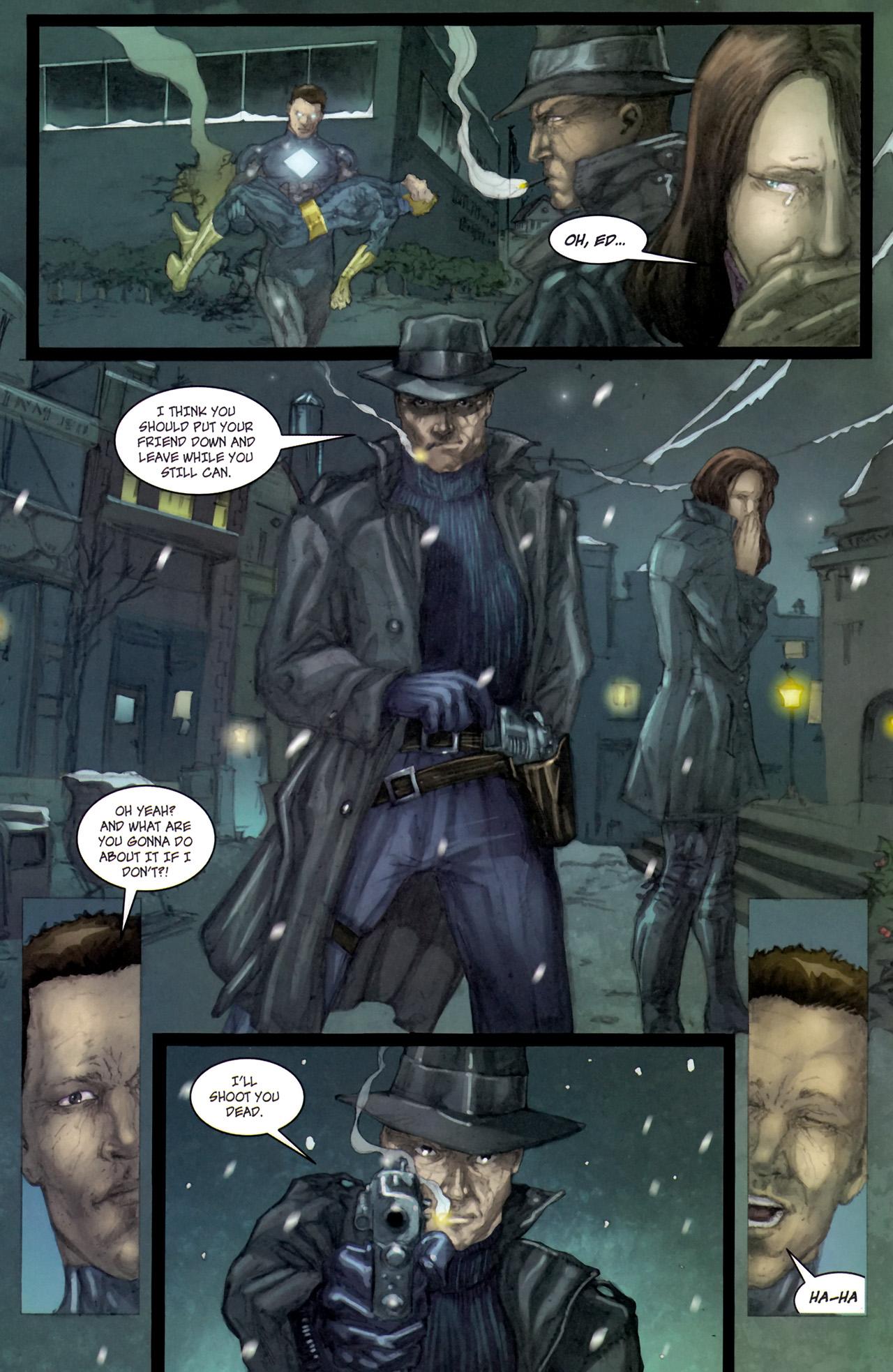 Read online Phoenix comic -  Issue #3 - 9