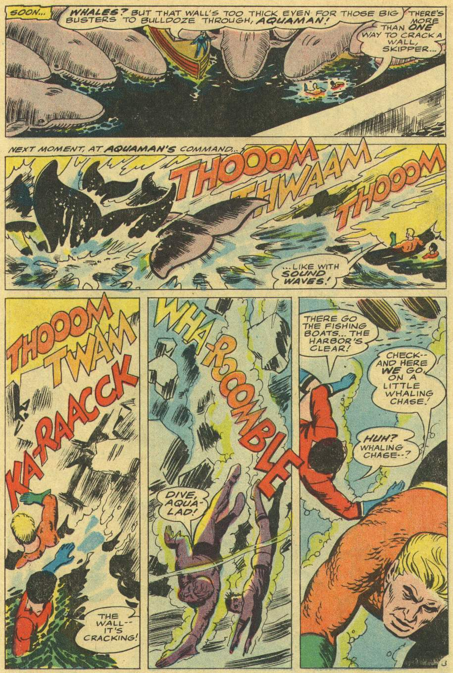 Read online Aquaman (1962) comic -  Issue #29 - 18