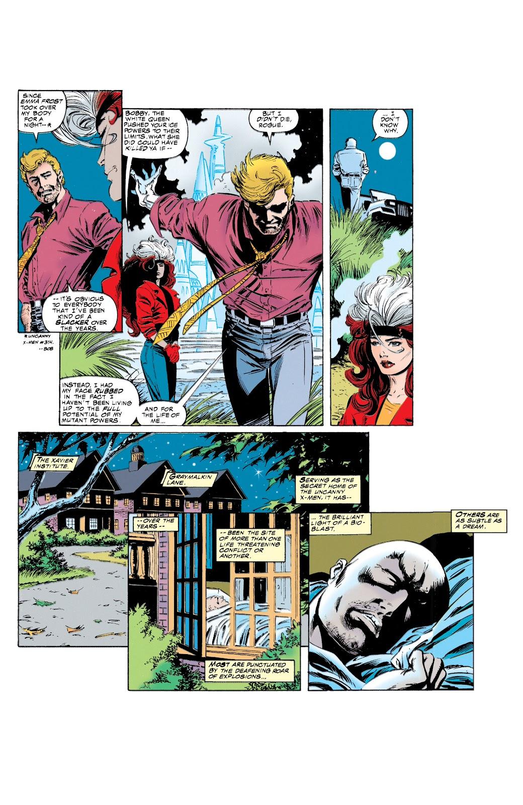 Uncanny X-Men (1963) issue 319 - Page 5
