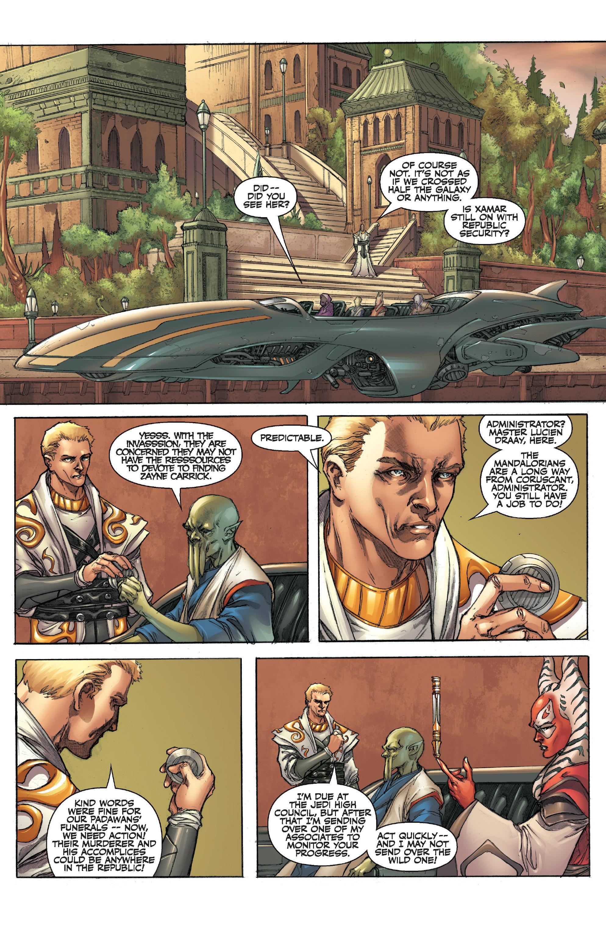 Read online Star Wars Omnibus comic -  Issue # Vol. 29 - 211