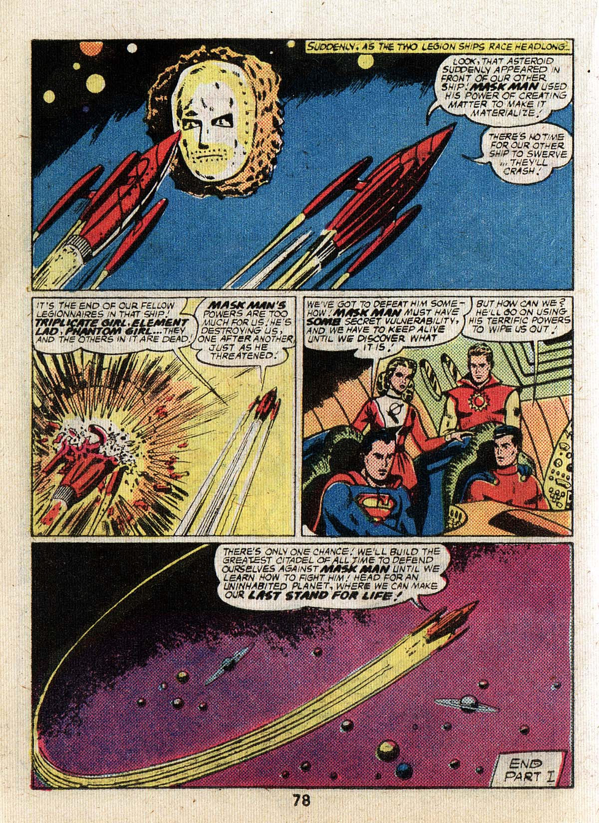 Read online Adventure Comics (1938) comic -  Issue #500 - 78