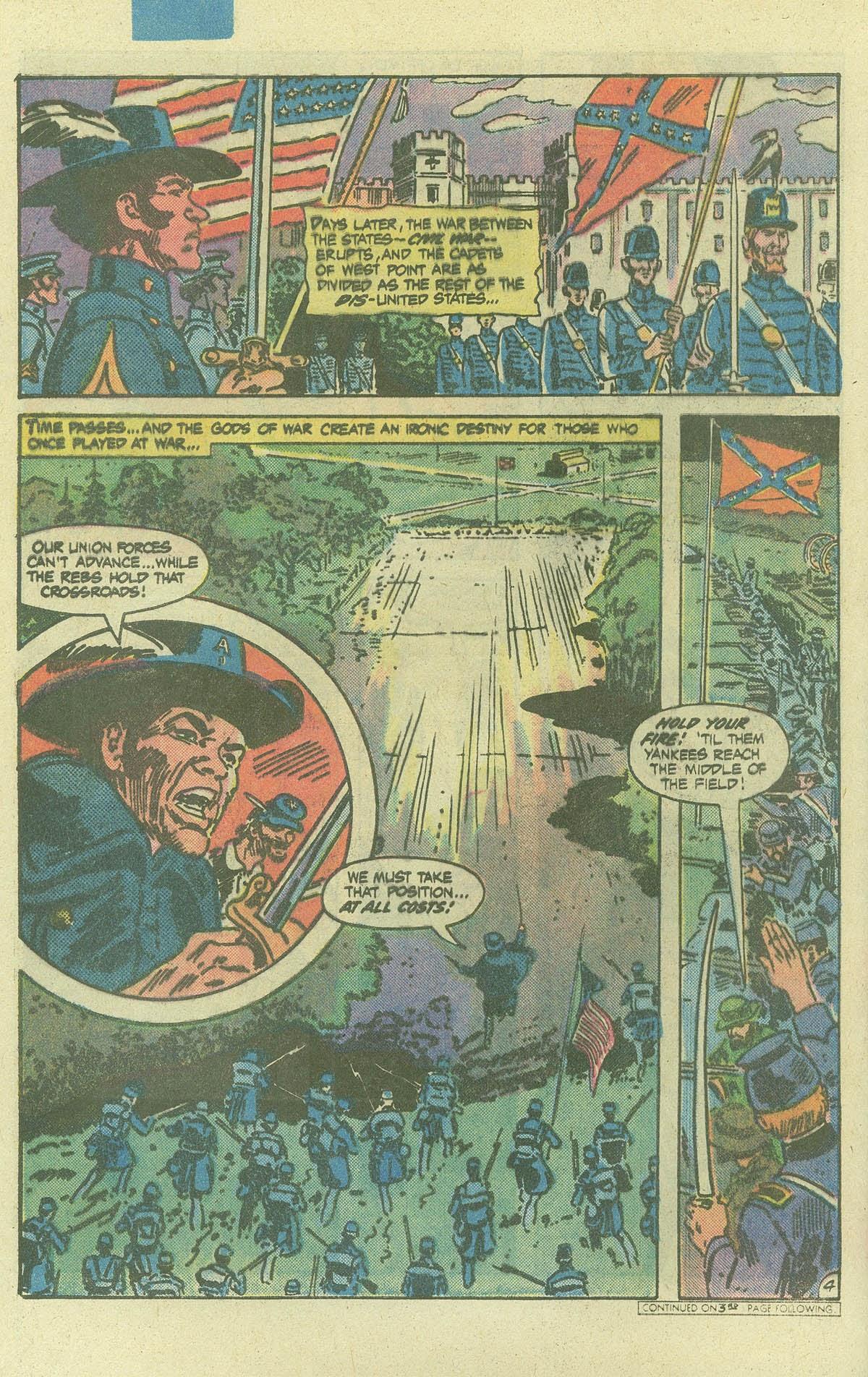 Read online Sgt. Rock comic -  Issue #386 - 21