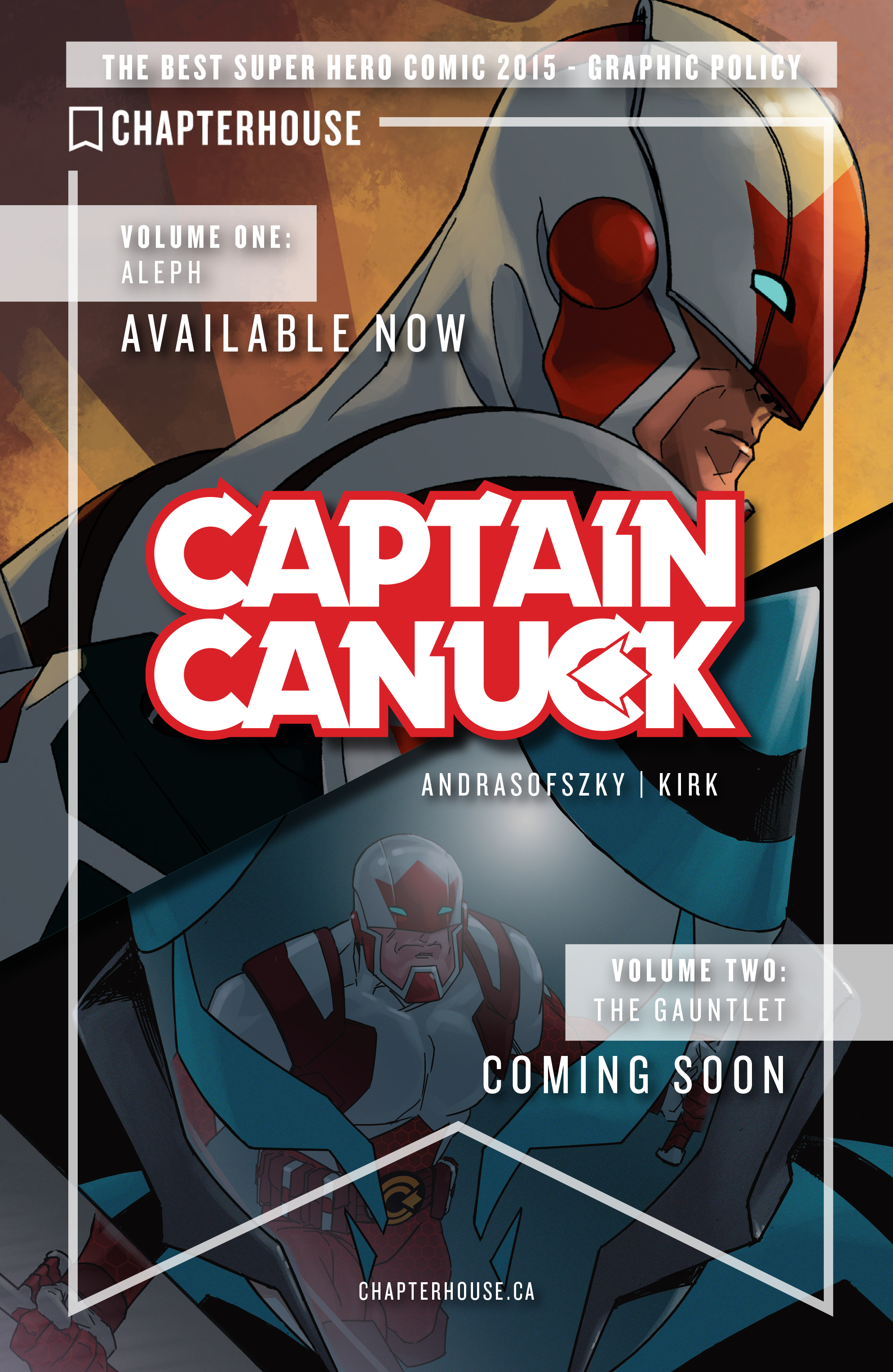 Read online All-New Classic Captain Canuck comic -  Issue #4 - 27