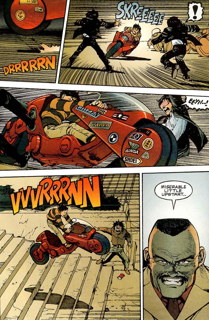 Read online Akira comic -  Issue #3 - 20