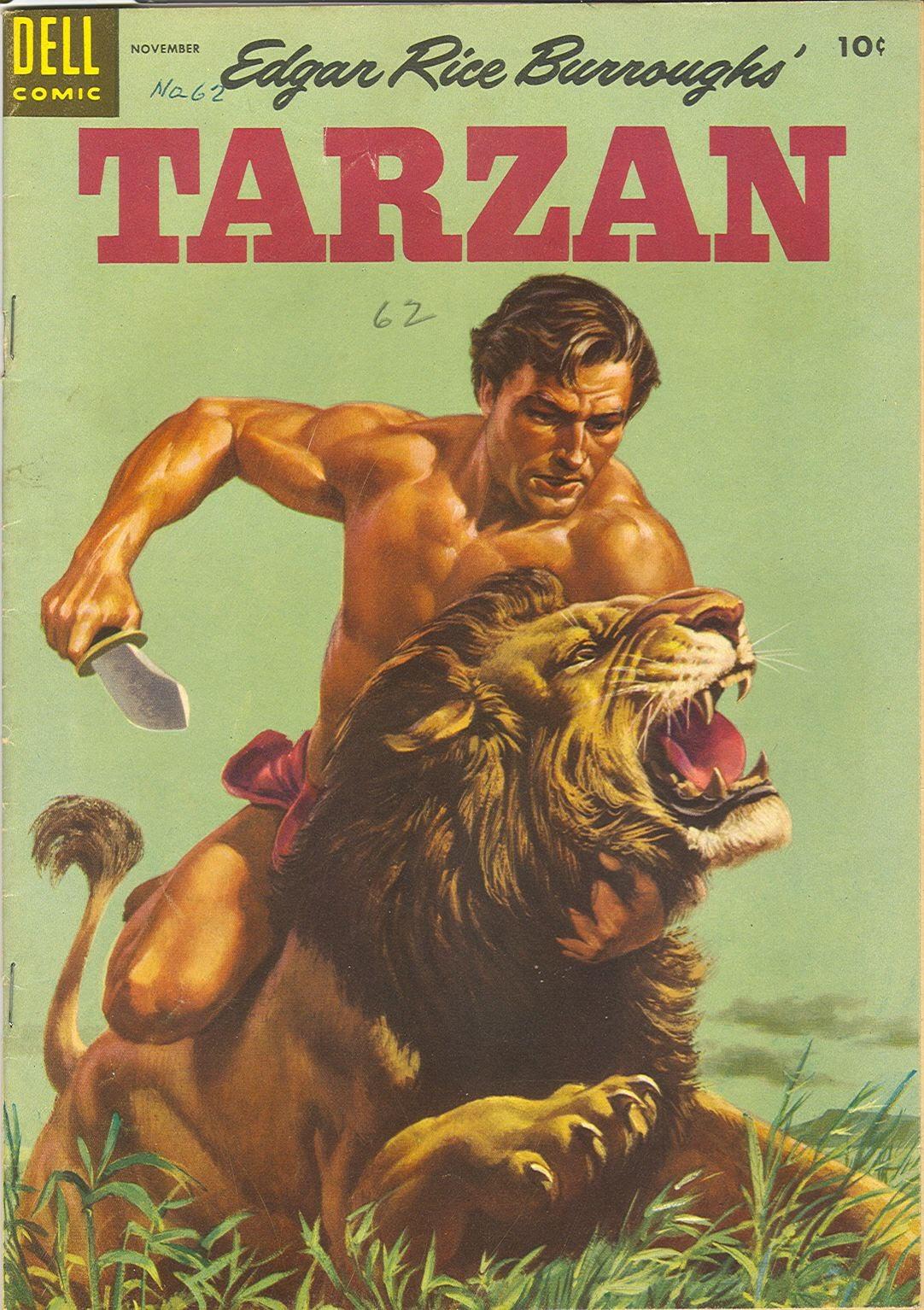 Tarzan (1948) issue 62 - Page 1