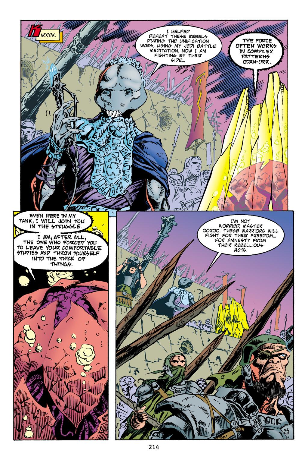 Read online Star Wars Omnibus comic -  Issue # Vol. 4 - 206