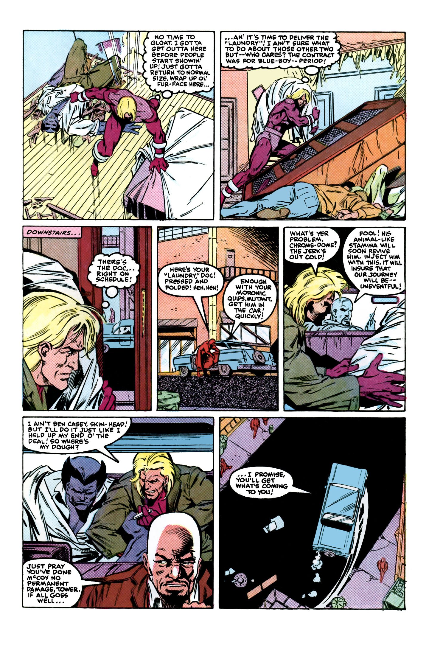 Read online X-Factor (1986) comic -  Issue #2 - 14