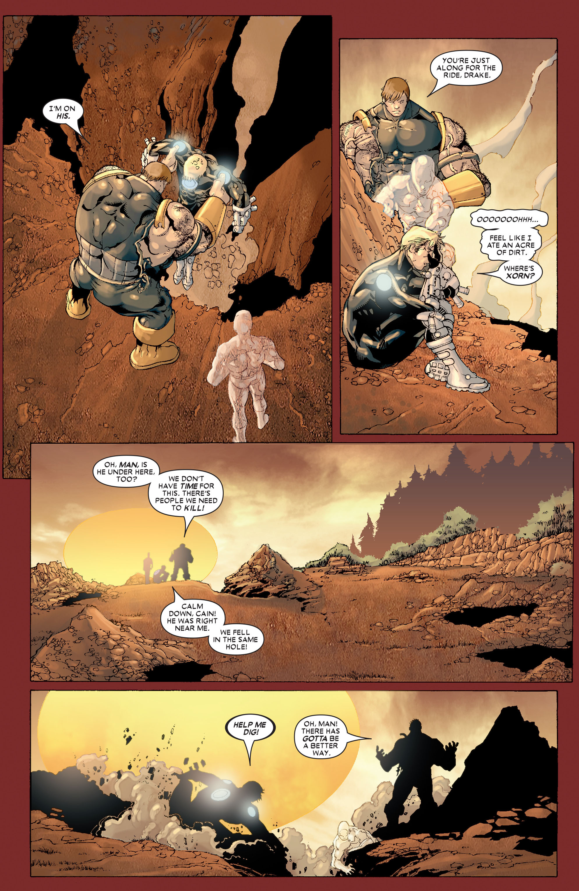 X-Men (1991) 163 Page 16