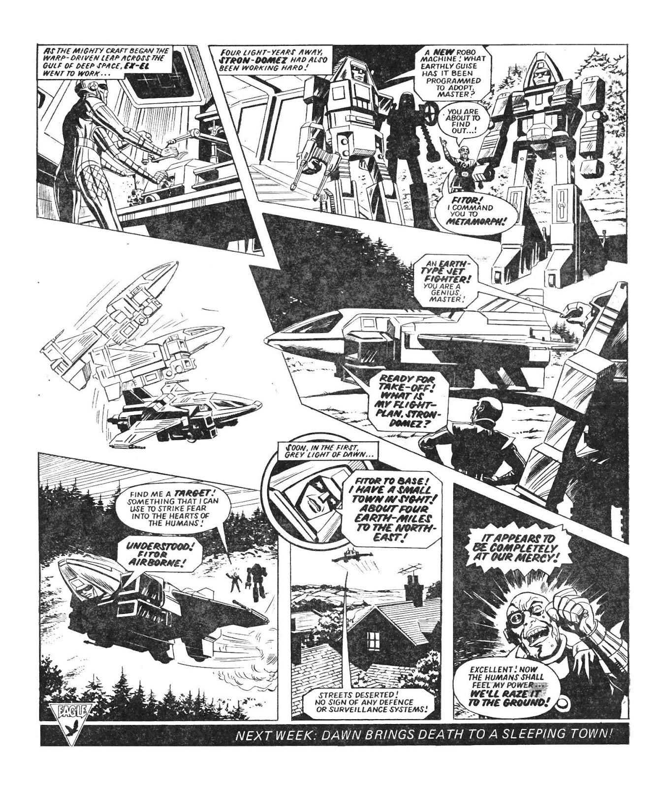 Read online Robo Machines comic -  Issue # TPB - 14