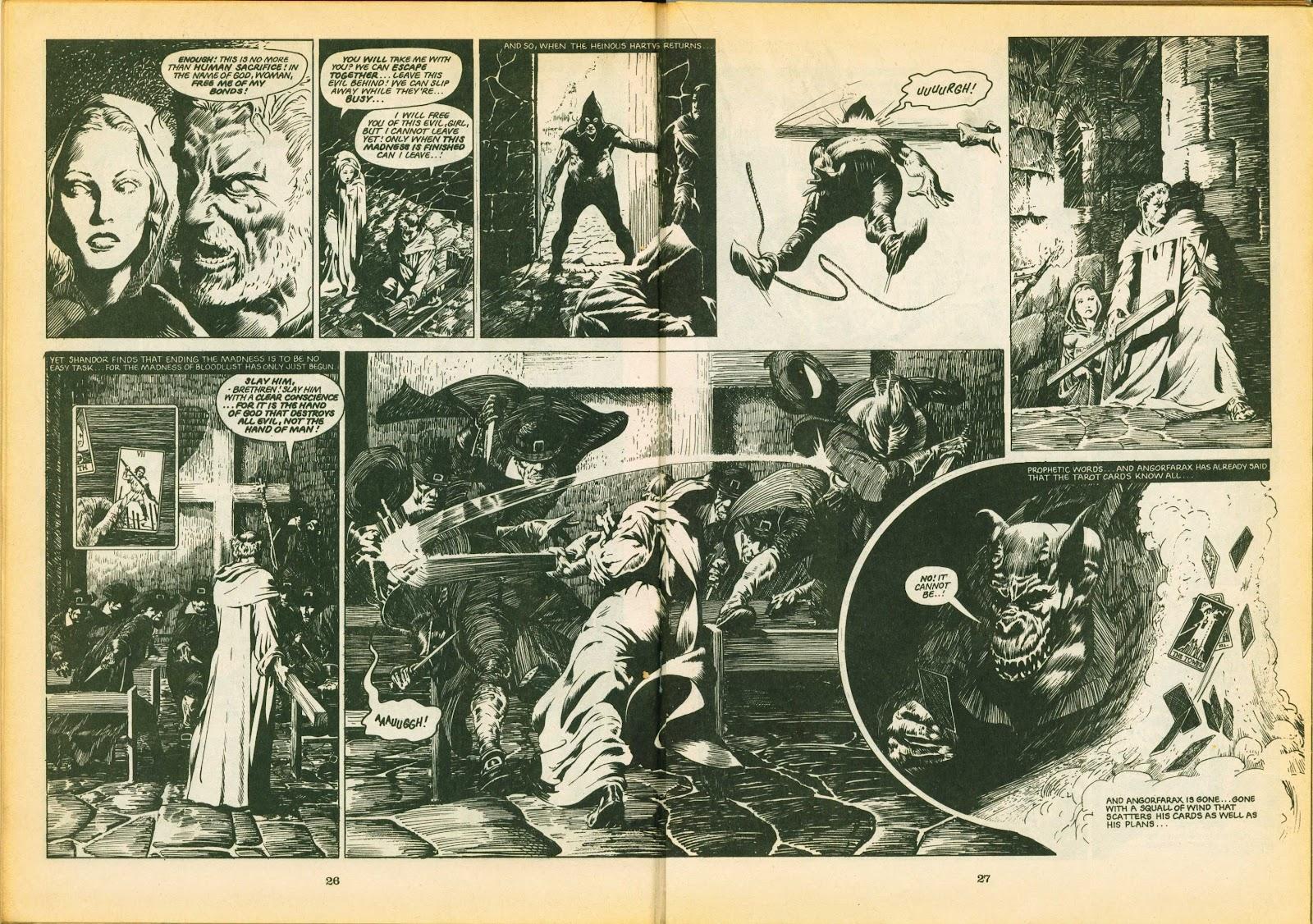 Warrior Issue #3 #4 - English 26