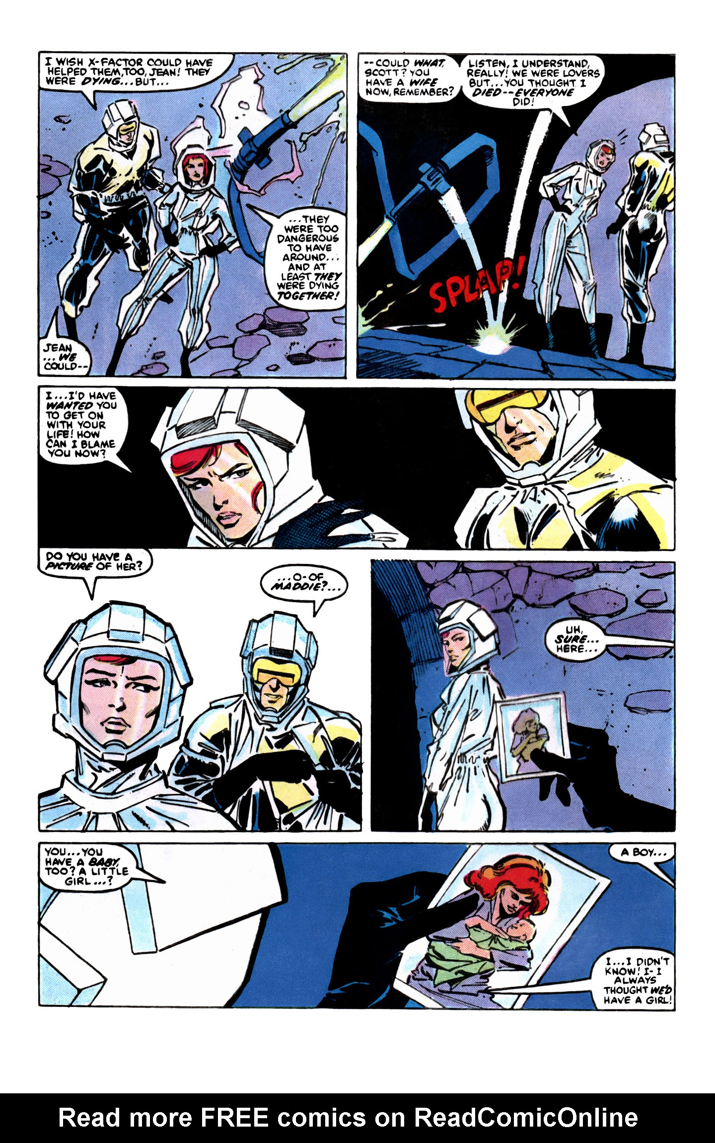 Read online X-Factor (1986) comic -  Issue #8 - 3