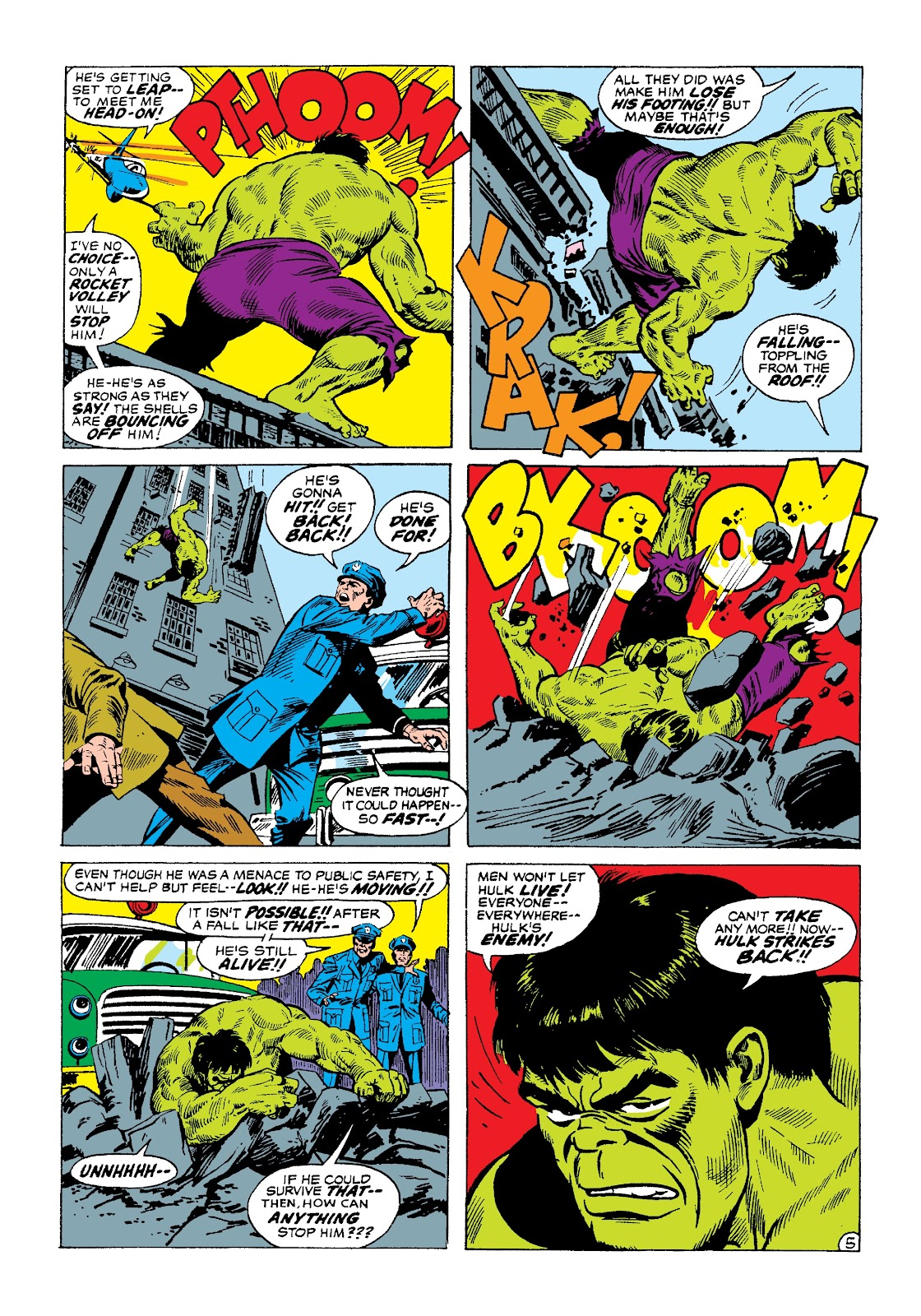 Read online Marvel Masterworks: The Incredible Hulk comic -  Issue # TPB 3 (Part 1) - 67