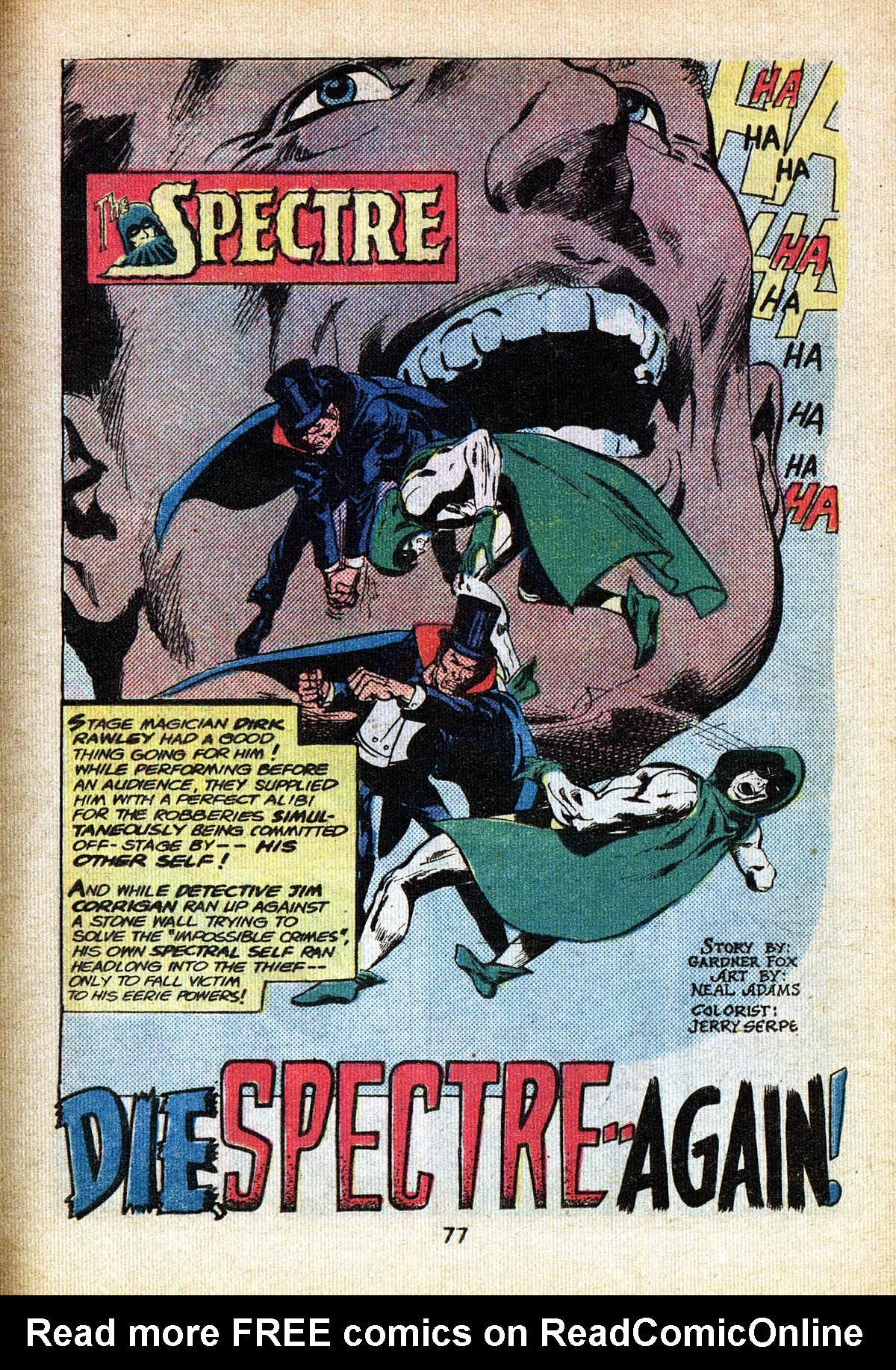 Read online Adventure Comics (1938) comic -  Issue #495 - 77