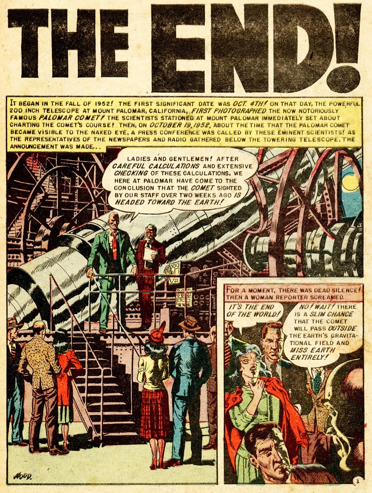 Weird Fantasy (1951) issue 13 - Page 3
