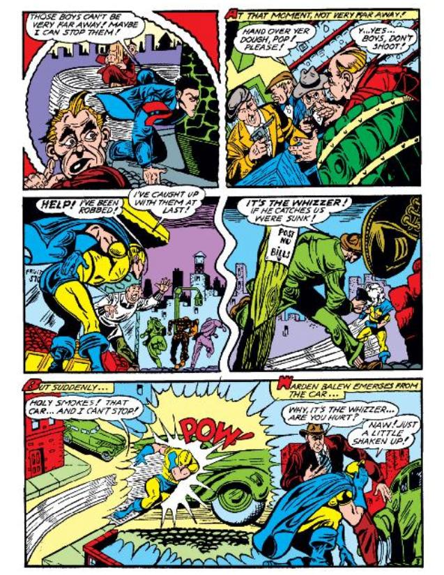 Read online All-Winners Comics comic -  Issue #5 - 33