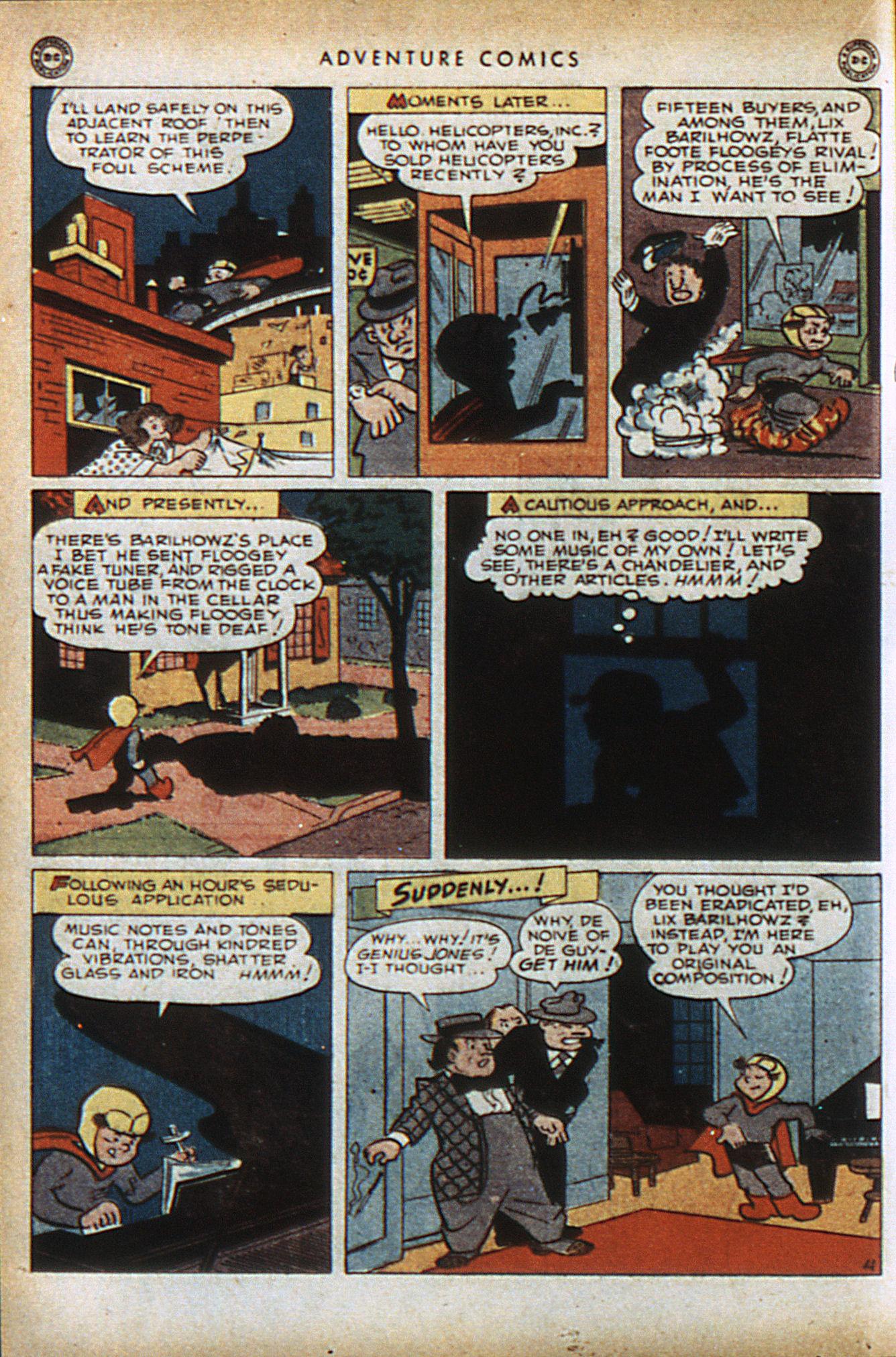 Read online Adventure Comics (1938) comic -  Issue #96 - 29