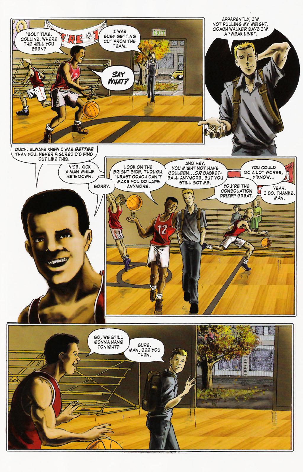 Read online ShadowHawk (2005) comic -  Issue #9 - 7