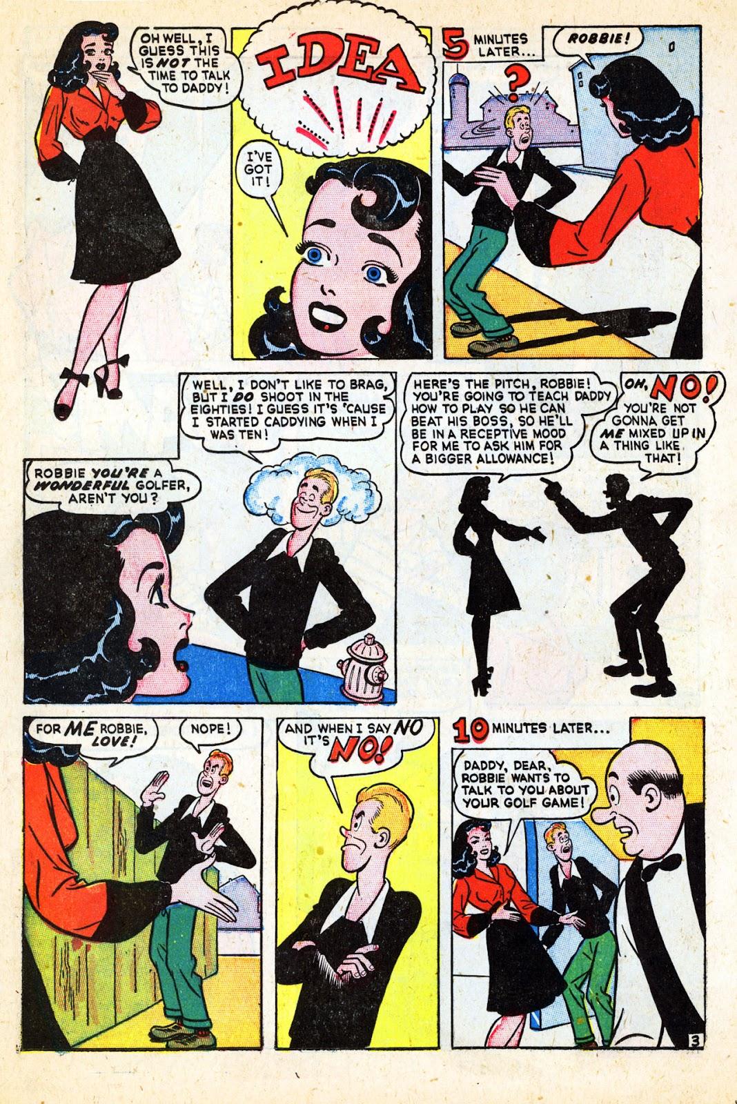 Georgie Comics (1945) issue 17 - Page 22