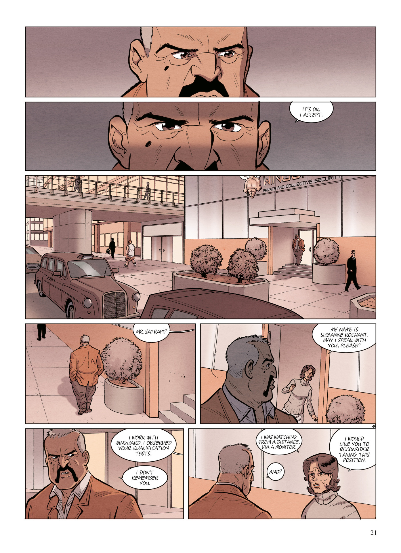 Read online Alter Ego comic -  Issue #6 - 23
