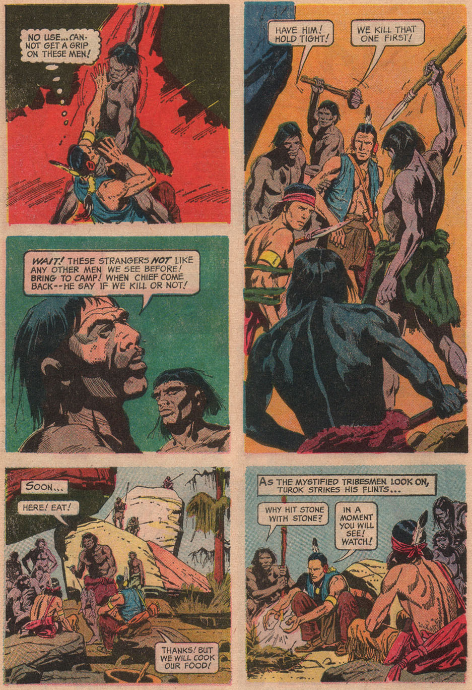 Read online Turok, Son of Stone comic -  Issue #53 - 28