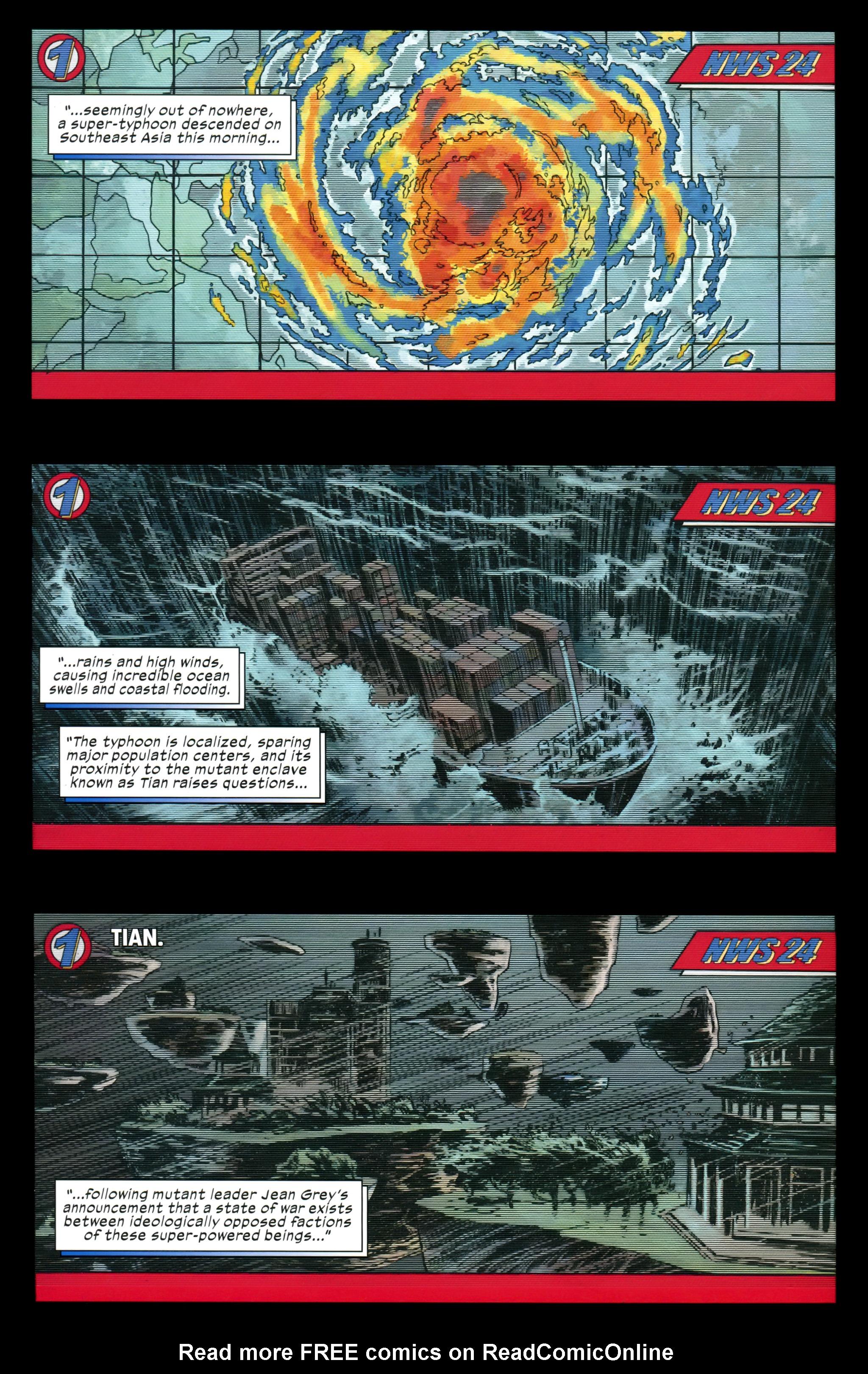 Read online Ultimate Comics X-Men comic -  Issue #31 - 3