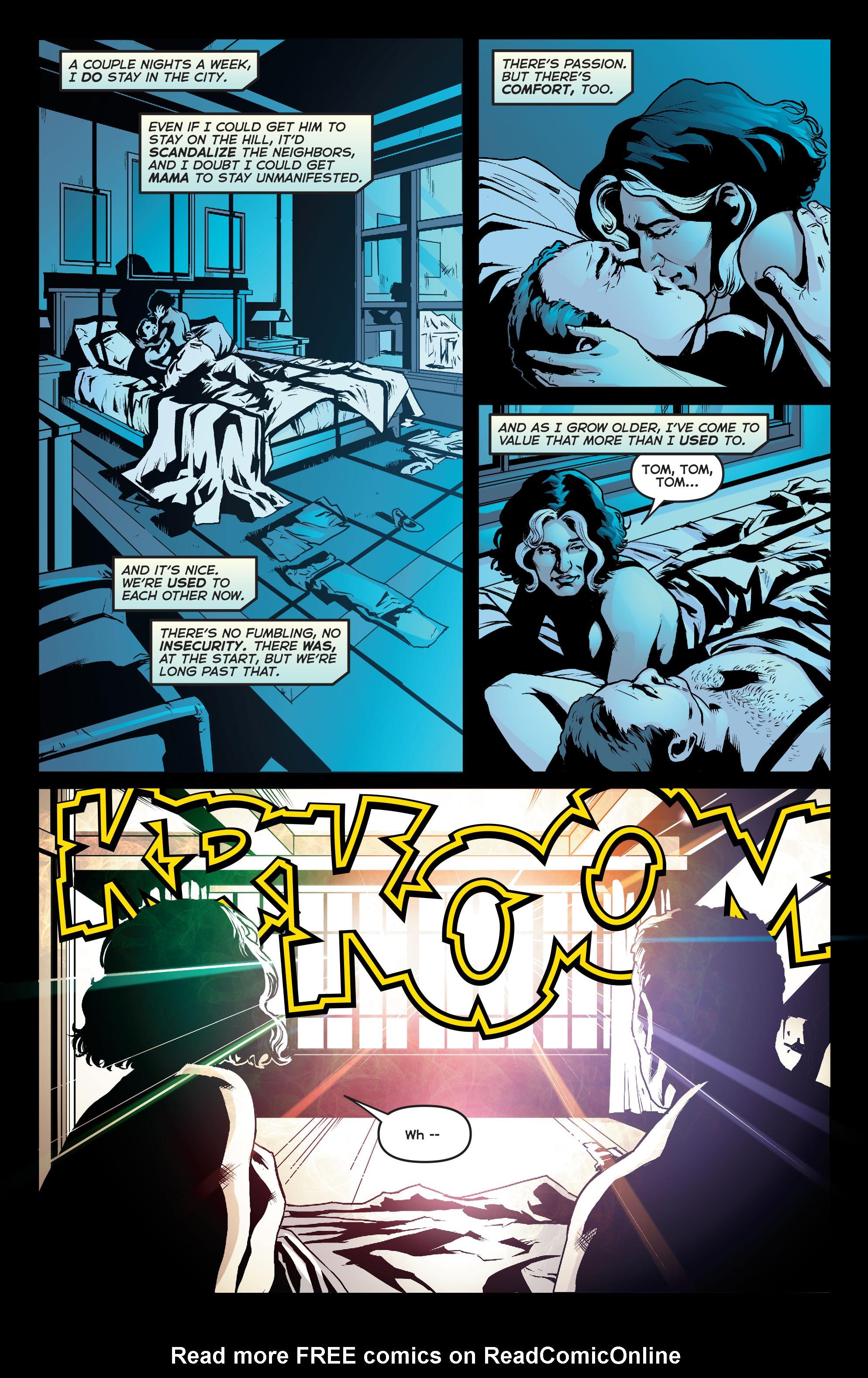 Read online Astro City comic -  Issue #39 - 23